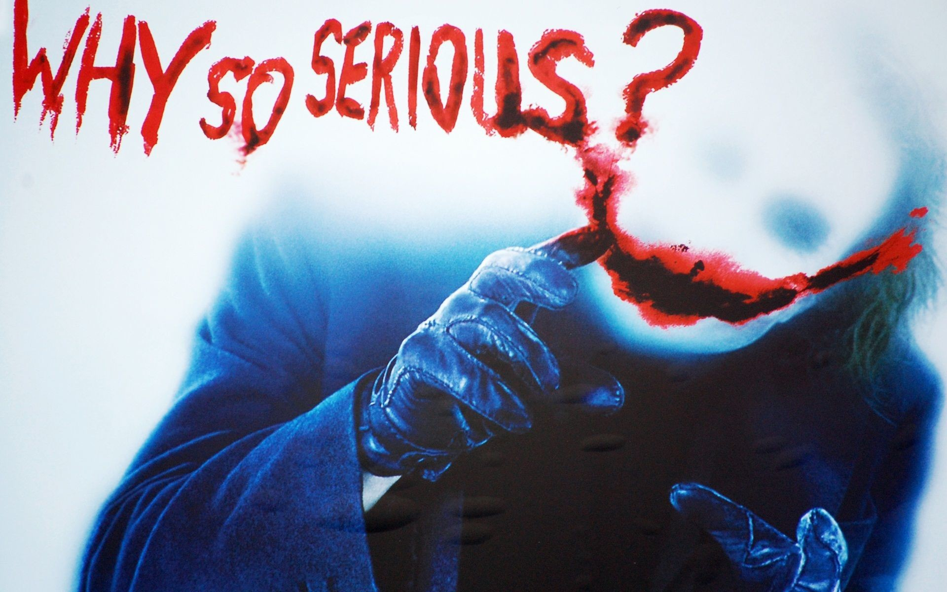 1920x1200 Joker Why So Serious Download Rate This Wallpaper