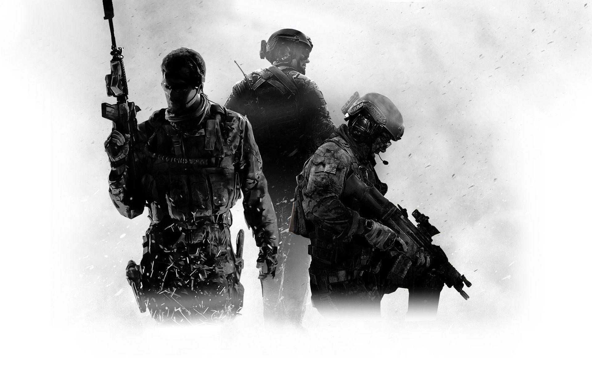 Call of Duty Modern Warfare  № 3671562 загрузить