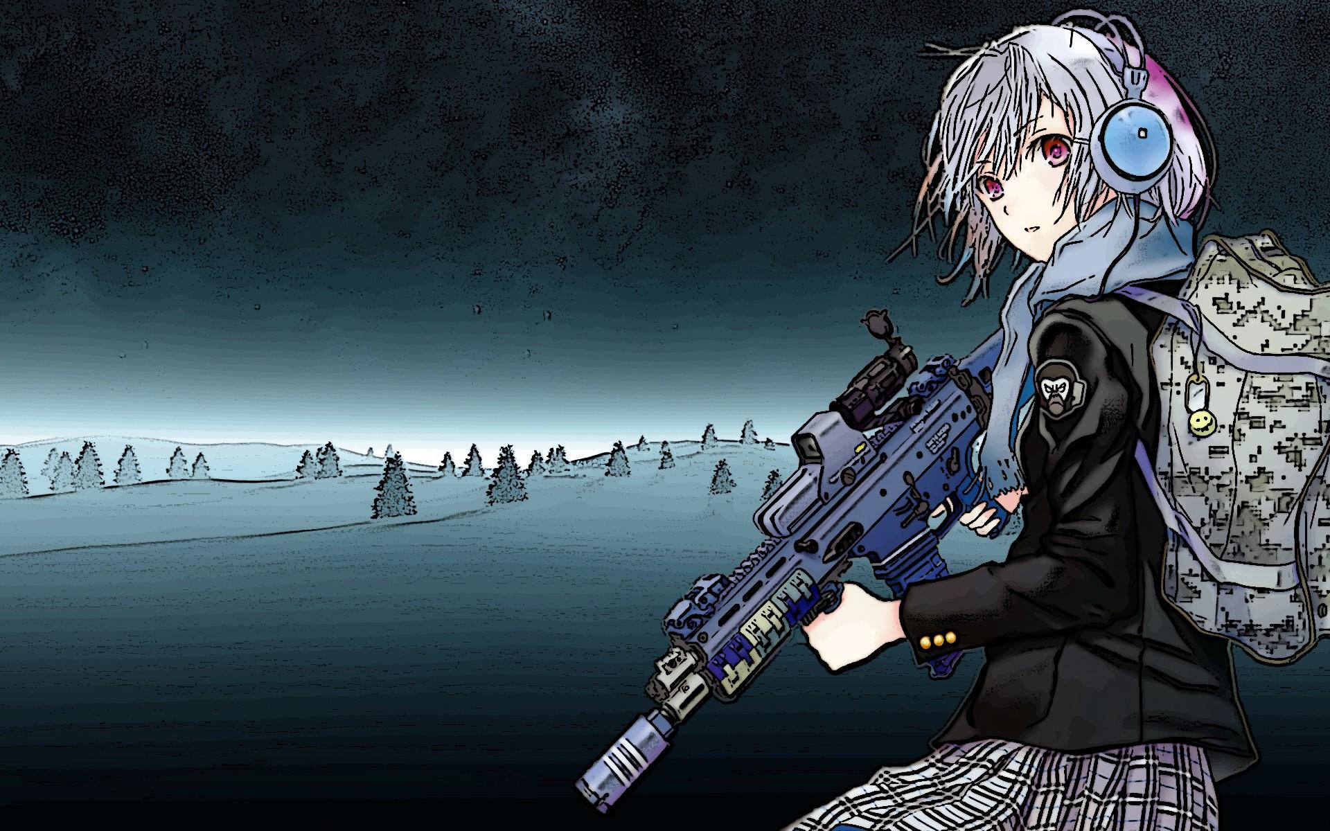 Anime Girl Wallpaper HD ·① Download Free Cool Full HD