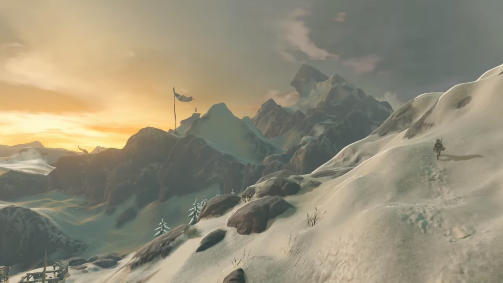 The Legend Of Zelda Breath Of The Wild Wallpapers ·①
