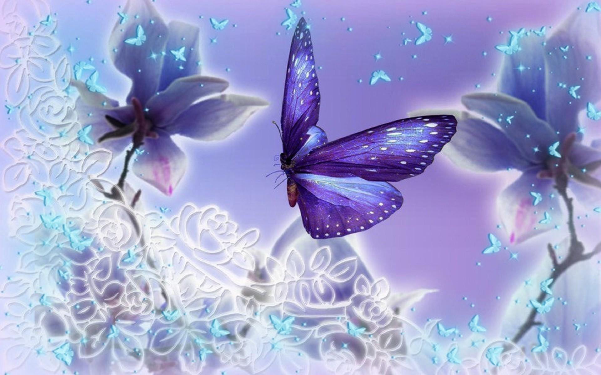 Wallpaper Butterflies