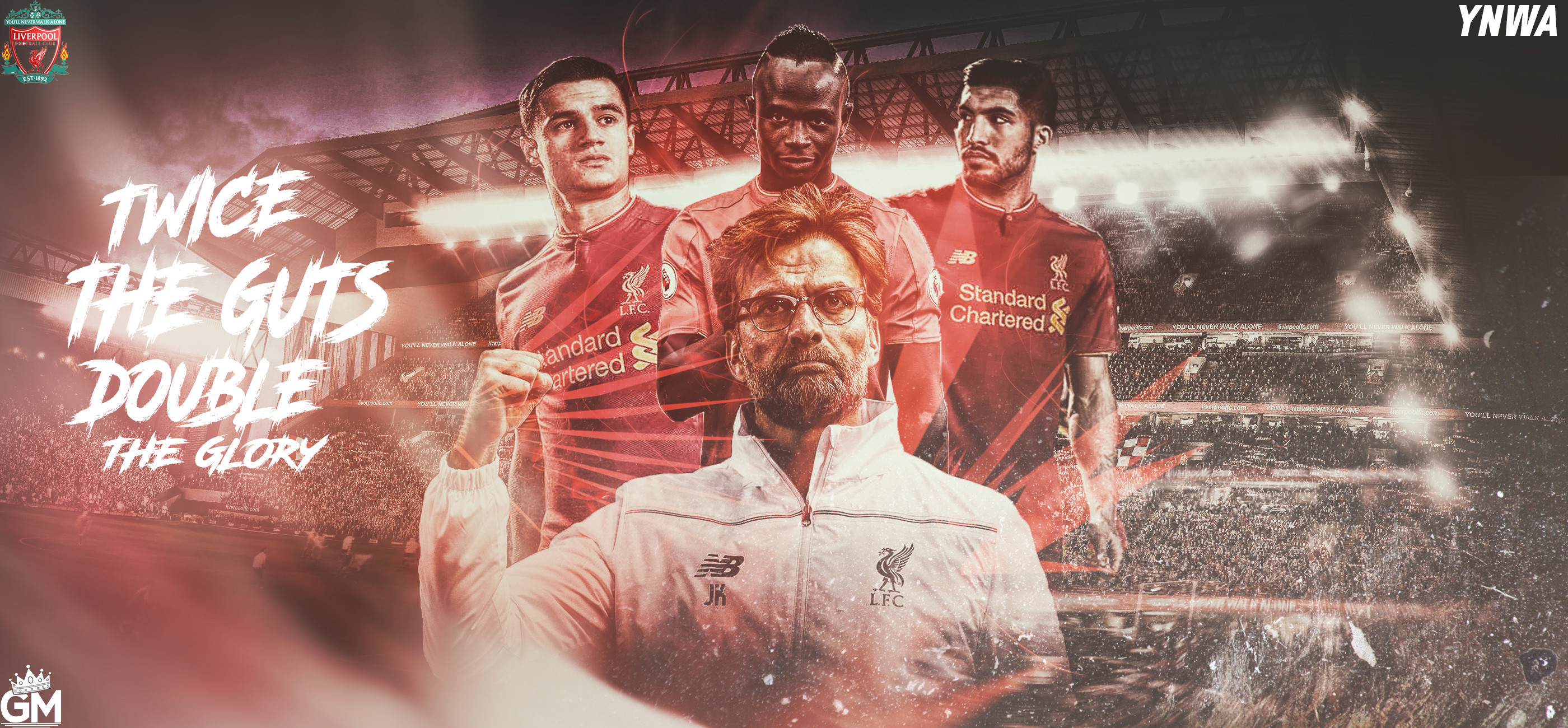 Liverpool Wallpaper 2017 ·①