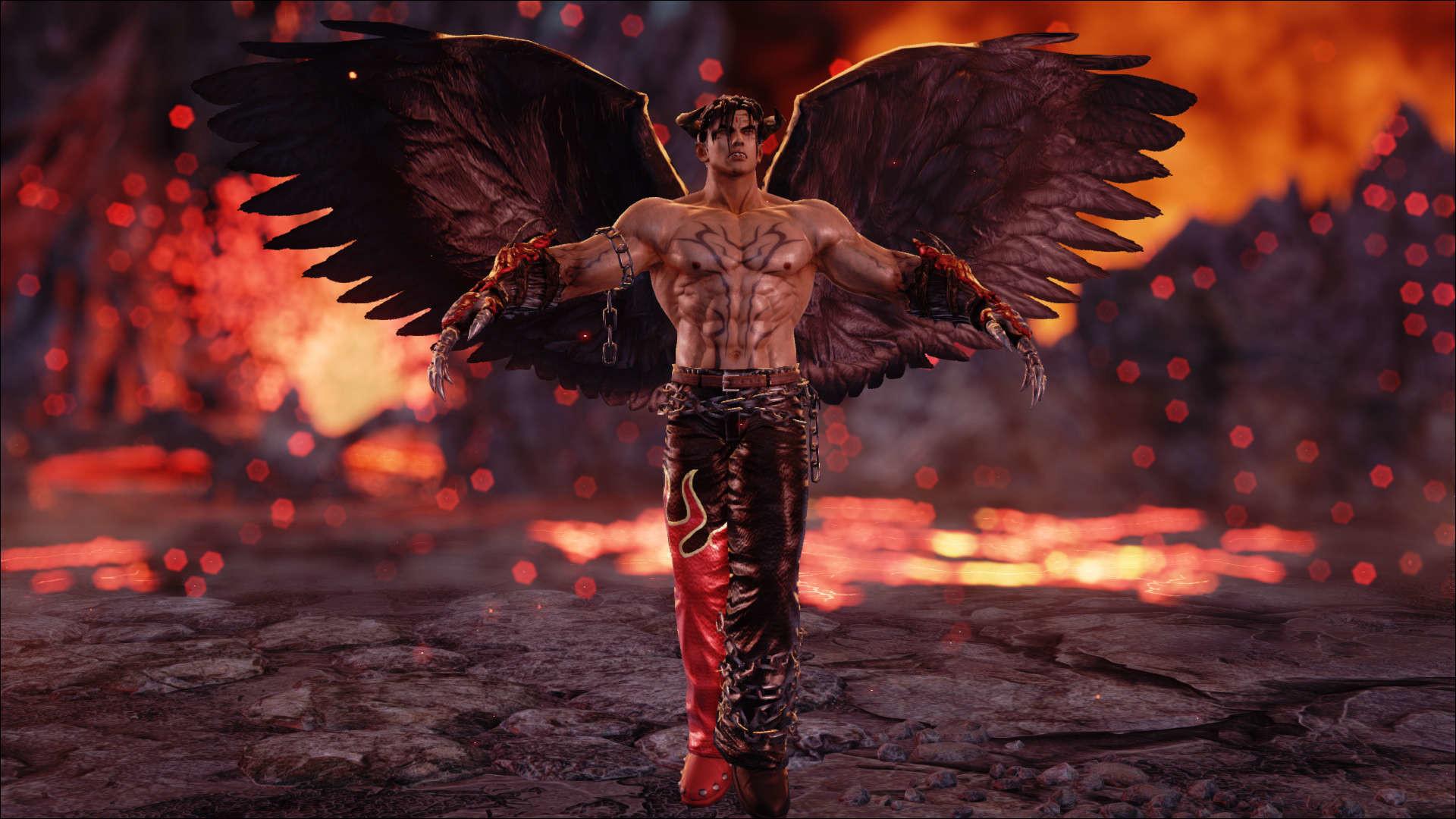 Tekken 6 Devil Paul