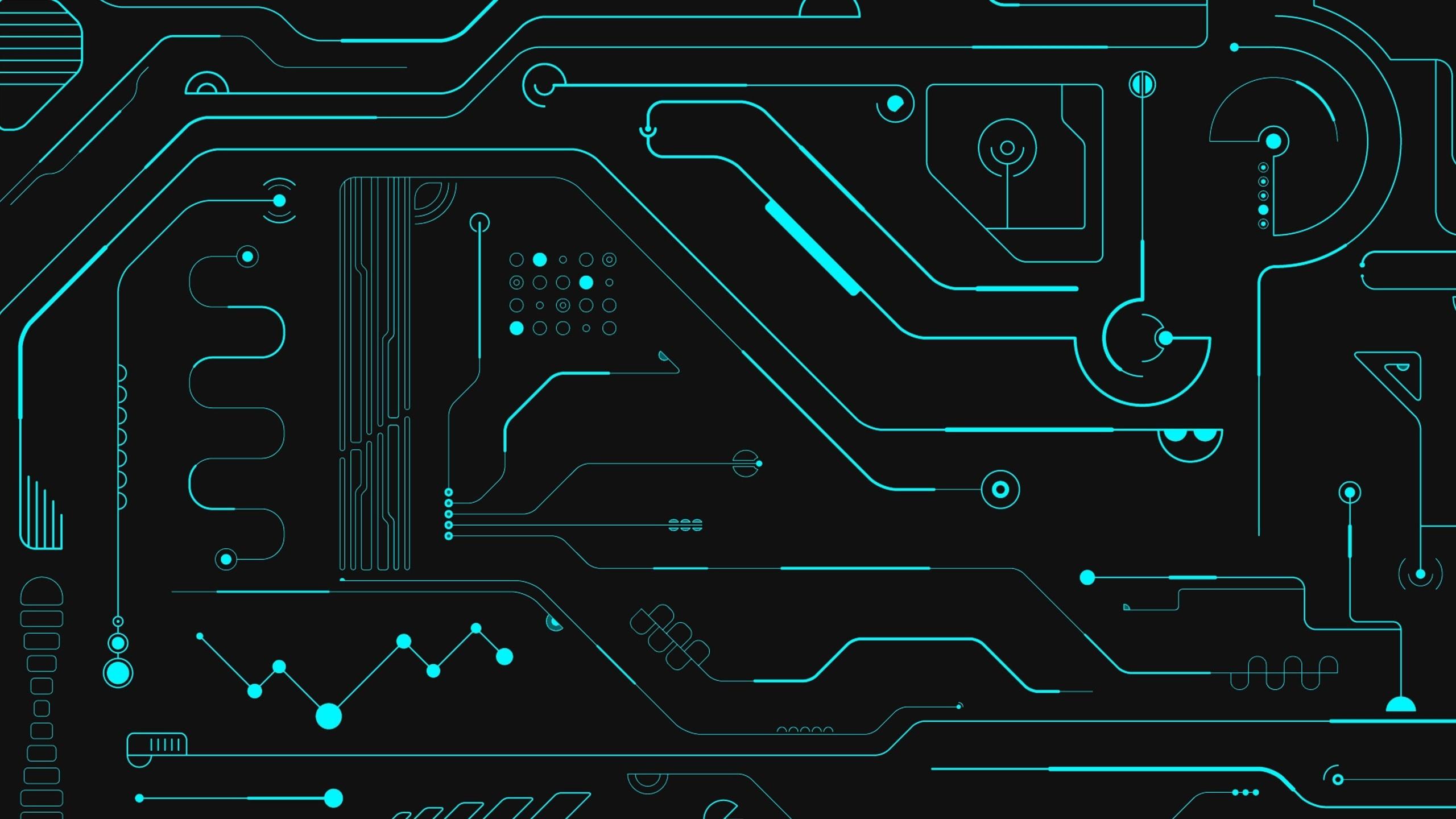 Circuit Board Wallpaper ·① WallpaperTag