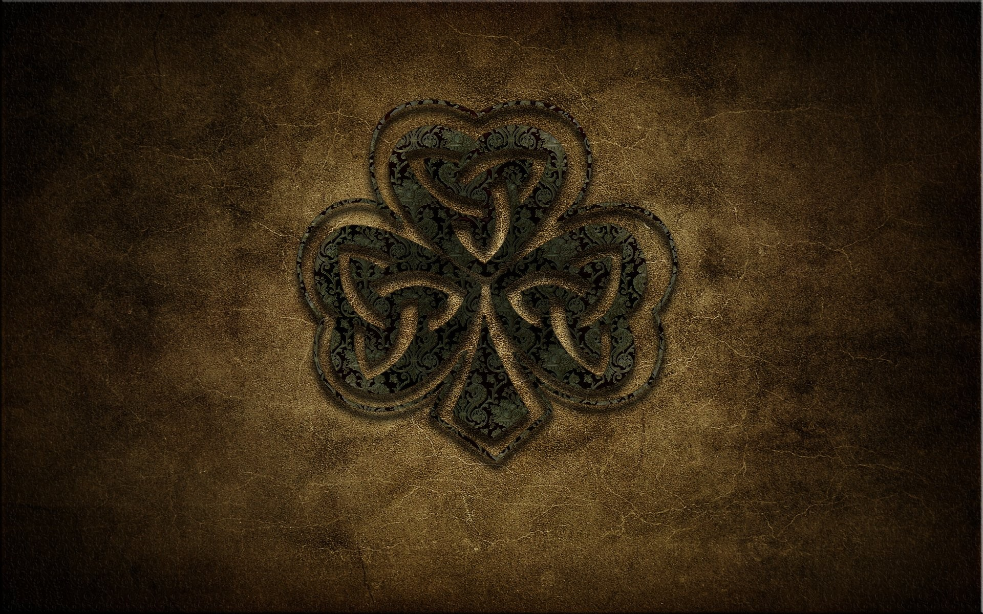 Shamrock Background 183 '� Download Free Awesome Hd Wallpapers