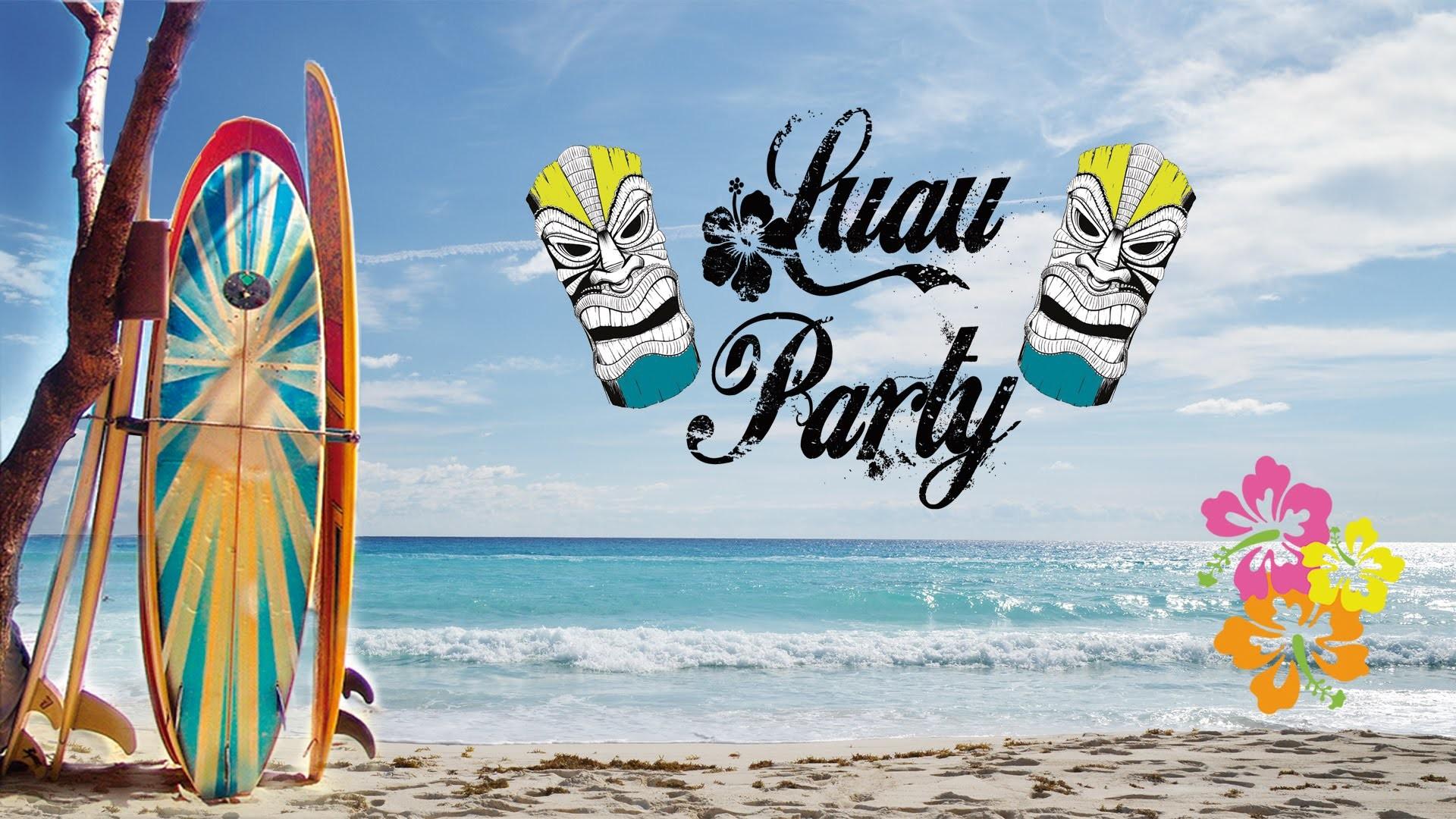 фон для фотосессии гавайской вечеринки люблю, когда