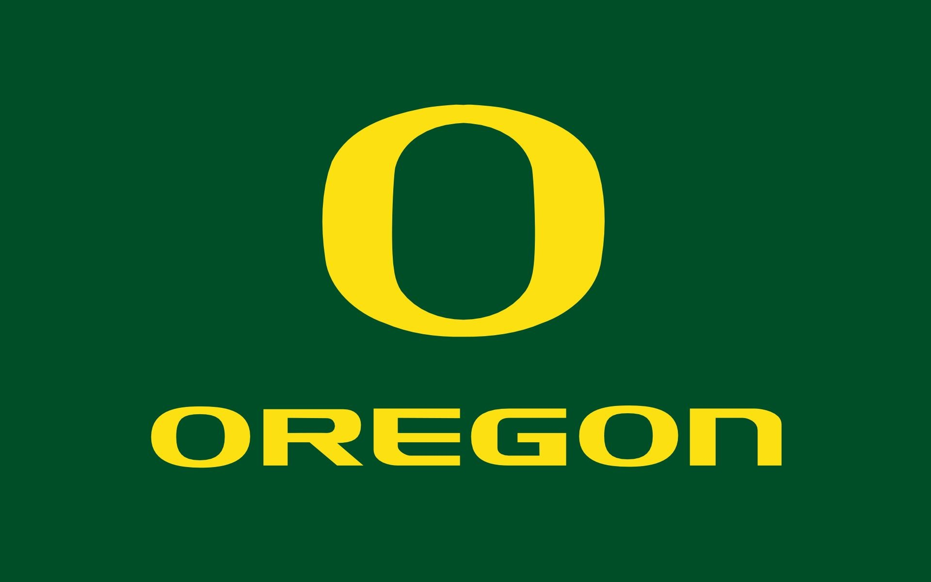 Oregon ...