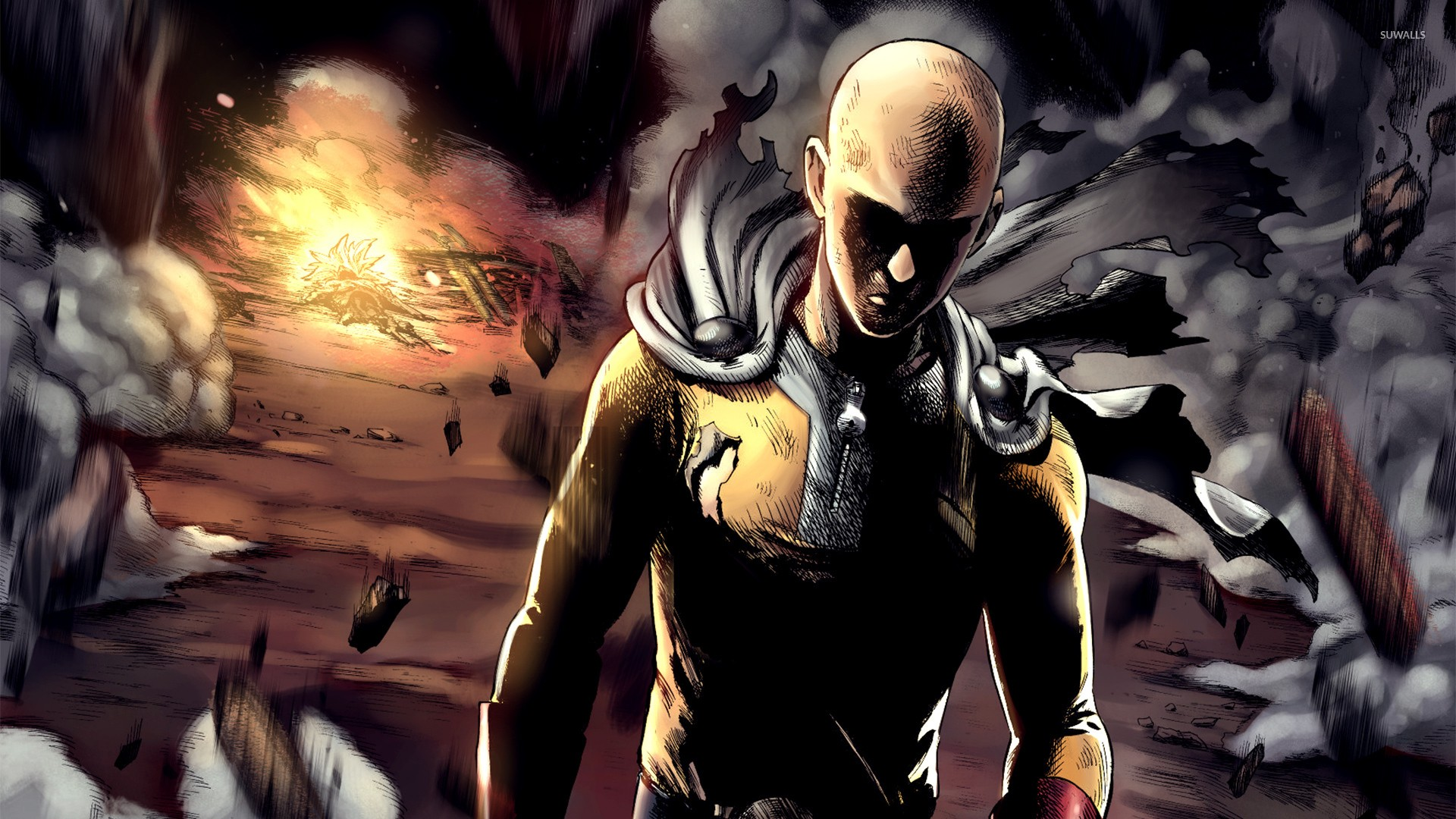 one punch man wallpaper download free stunning backgrounds for
