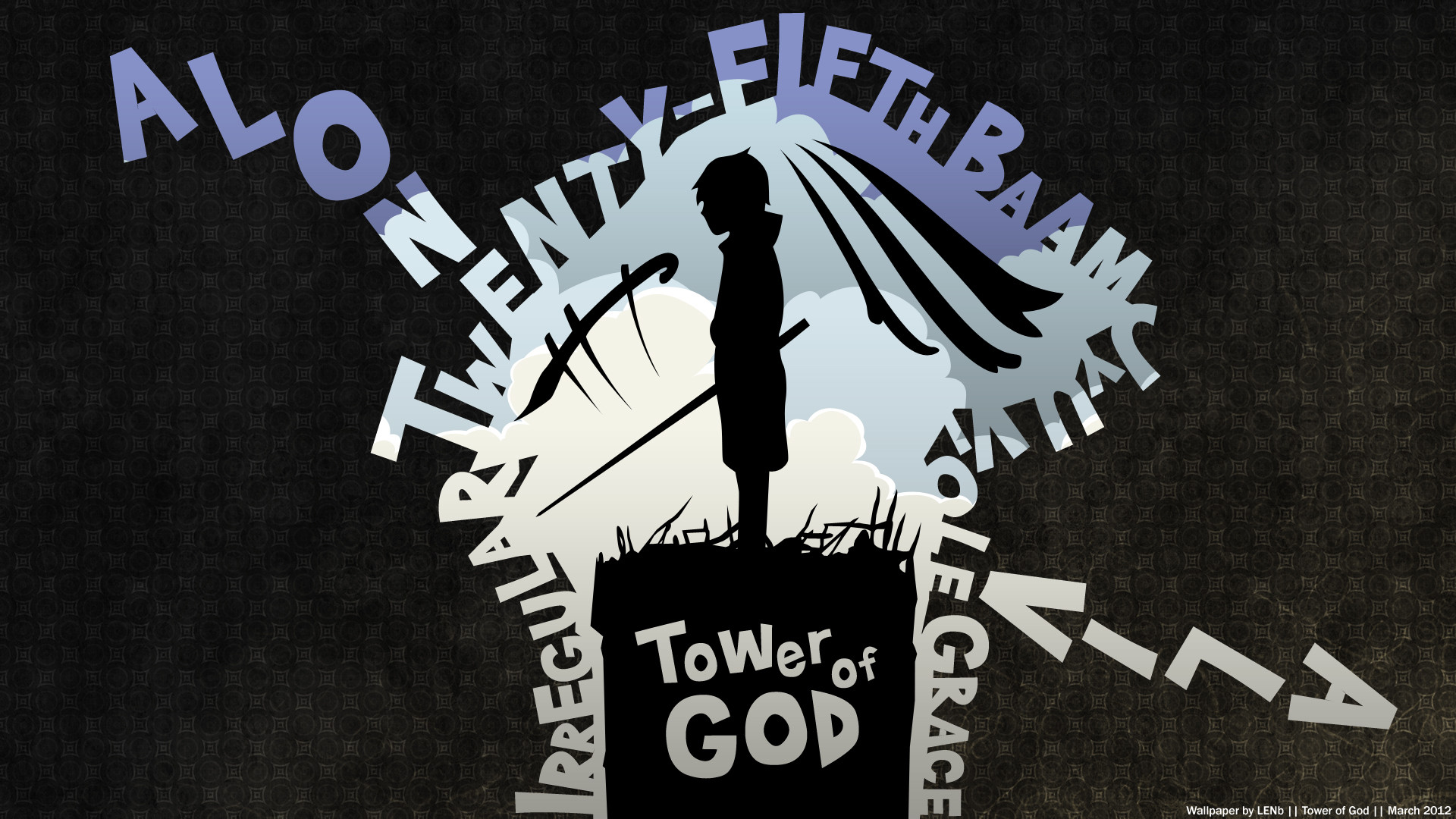 Tower Of God Wallpapers Wallpapertag