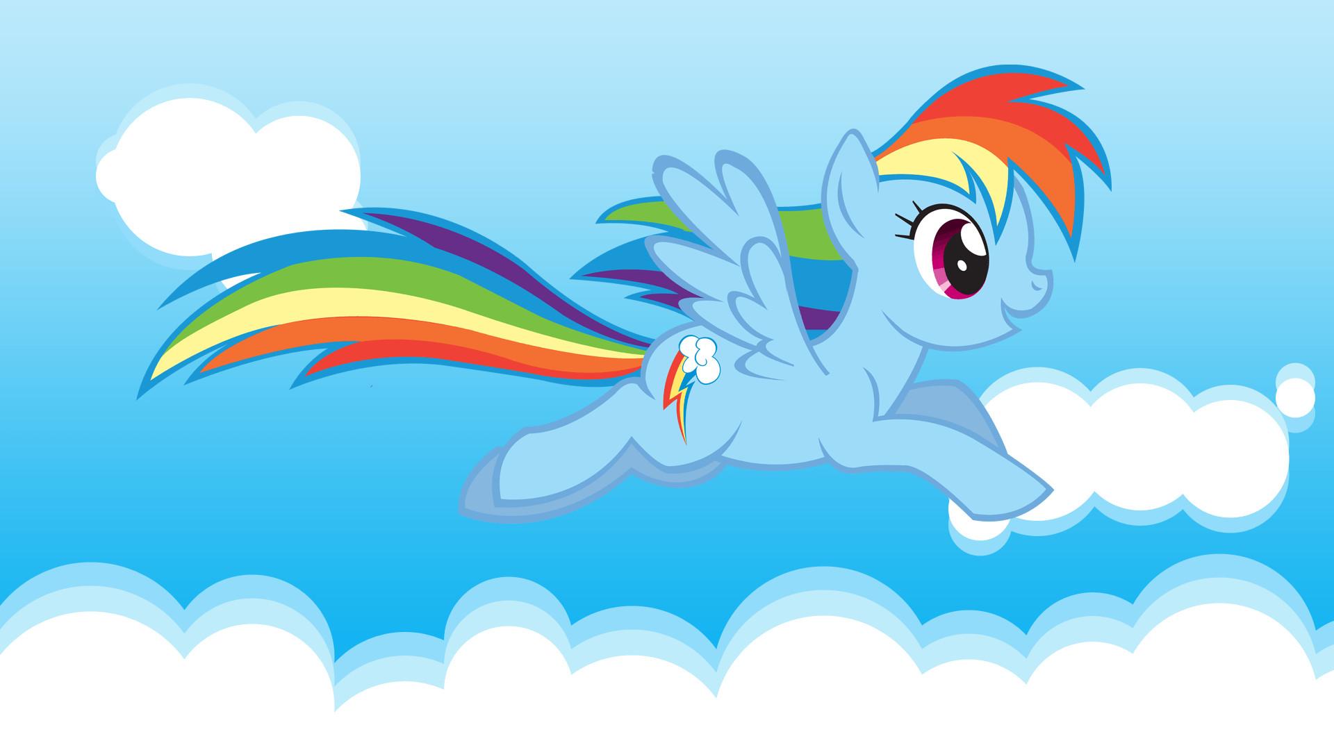 Rainbow Dash Background ·① WallpaperTag