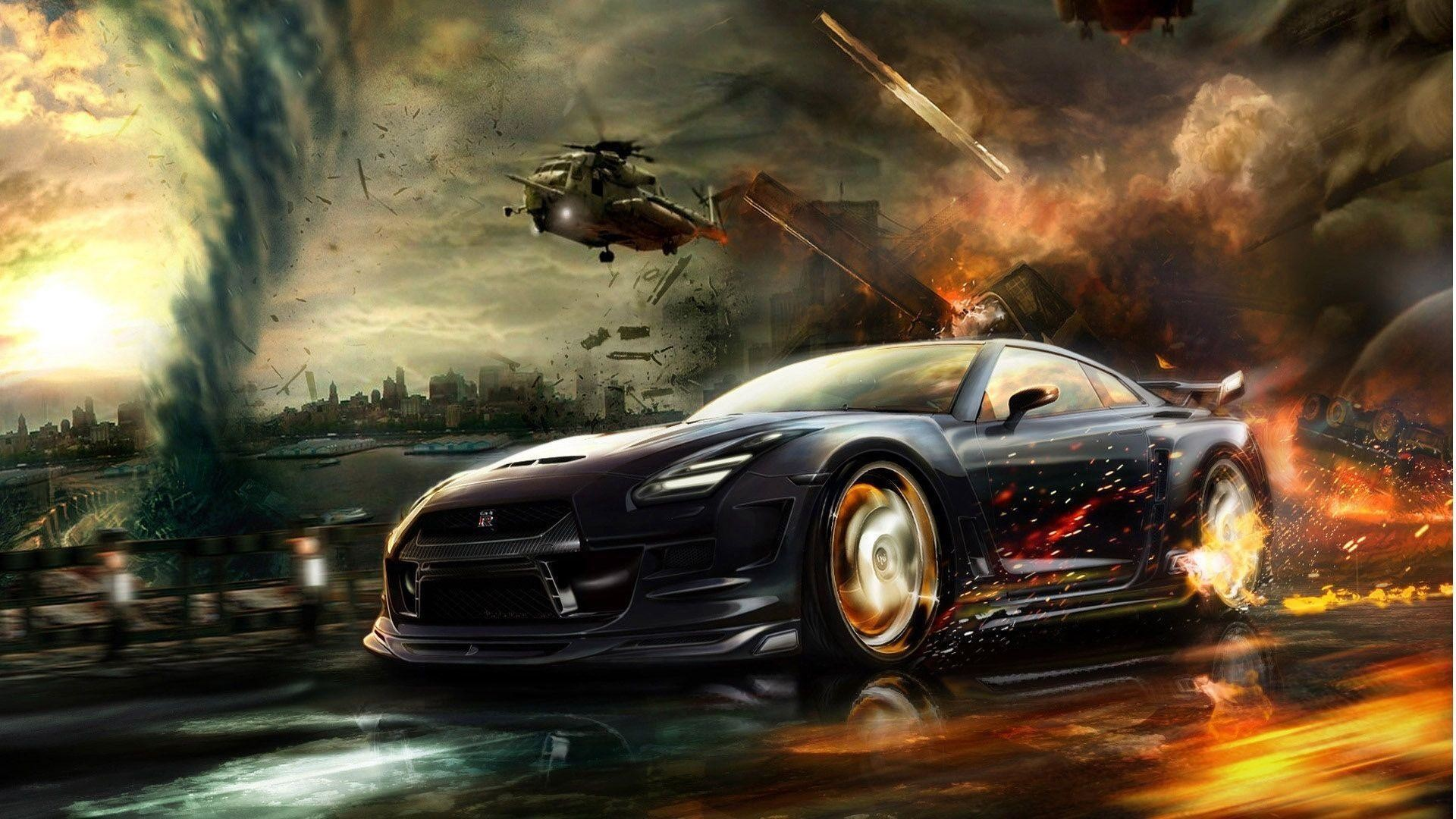 HD Car Wallpapers For Mac 1