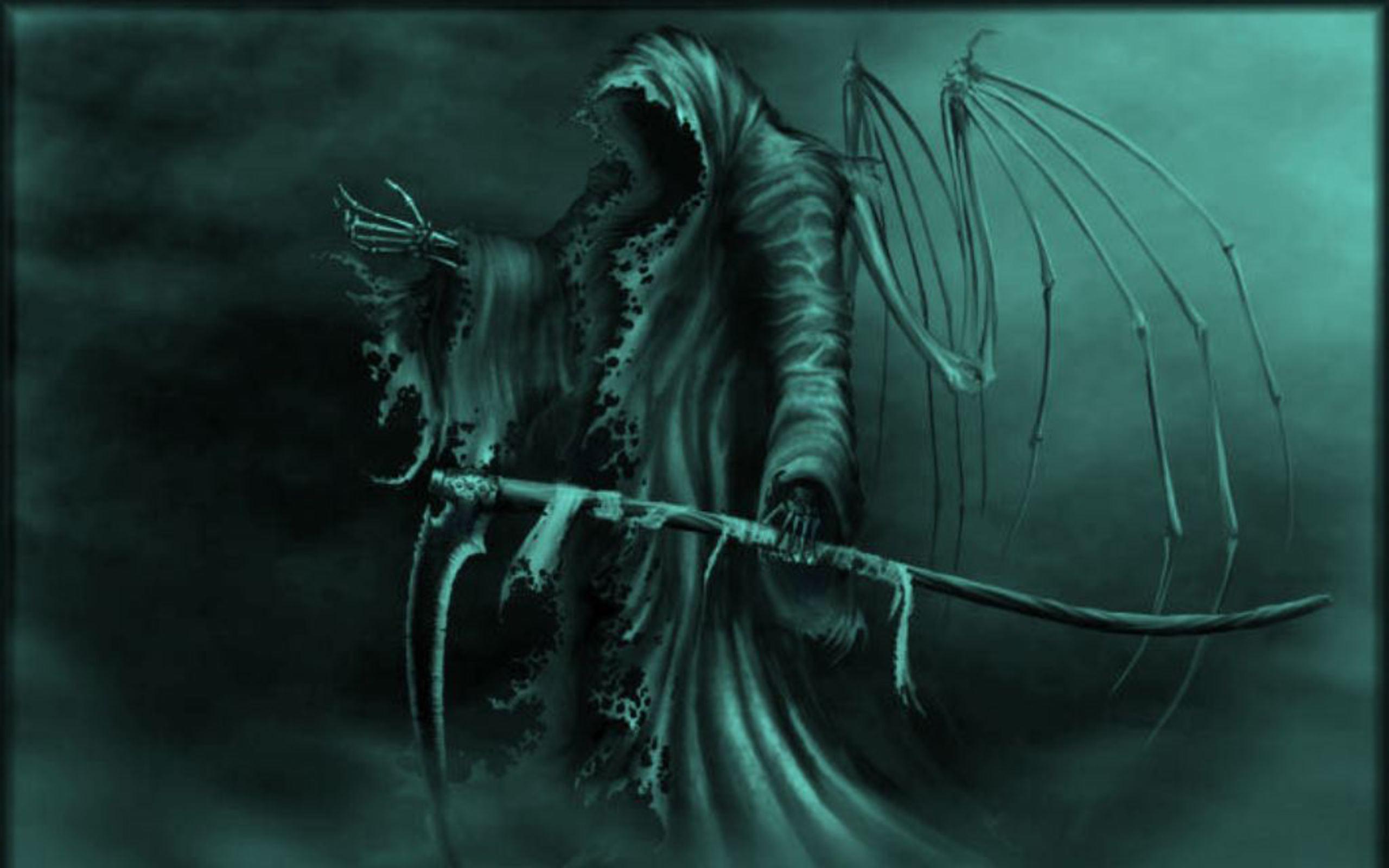 Grim Reaper Wallpaper for Free