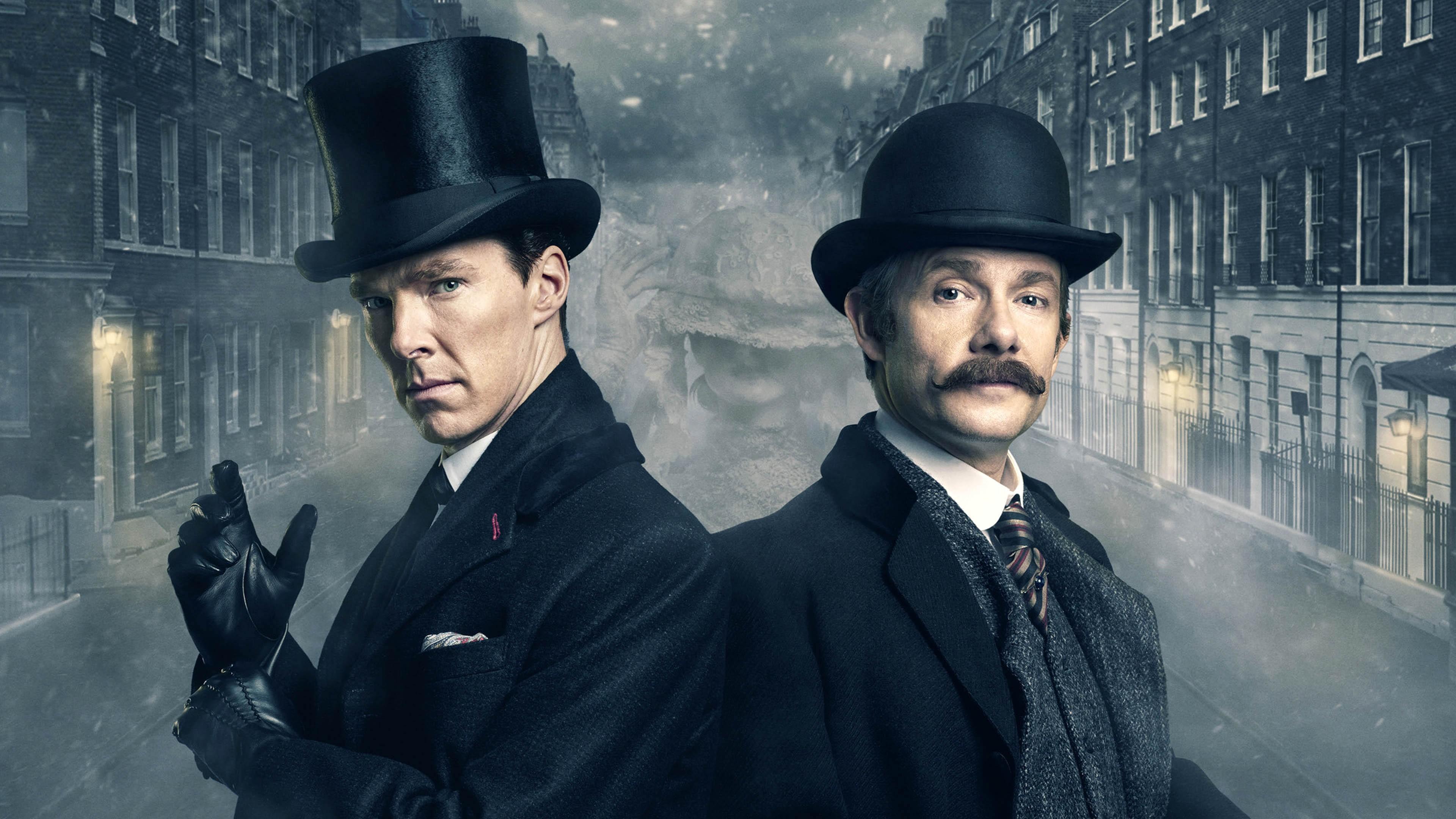 Шерлок холмс сериал новый год
