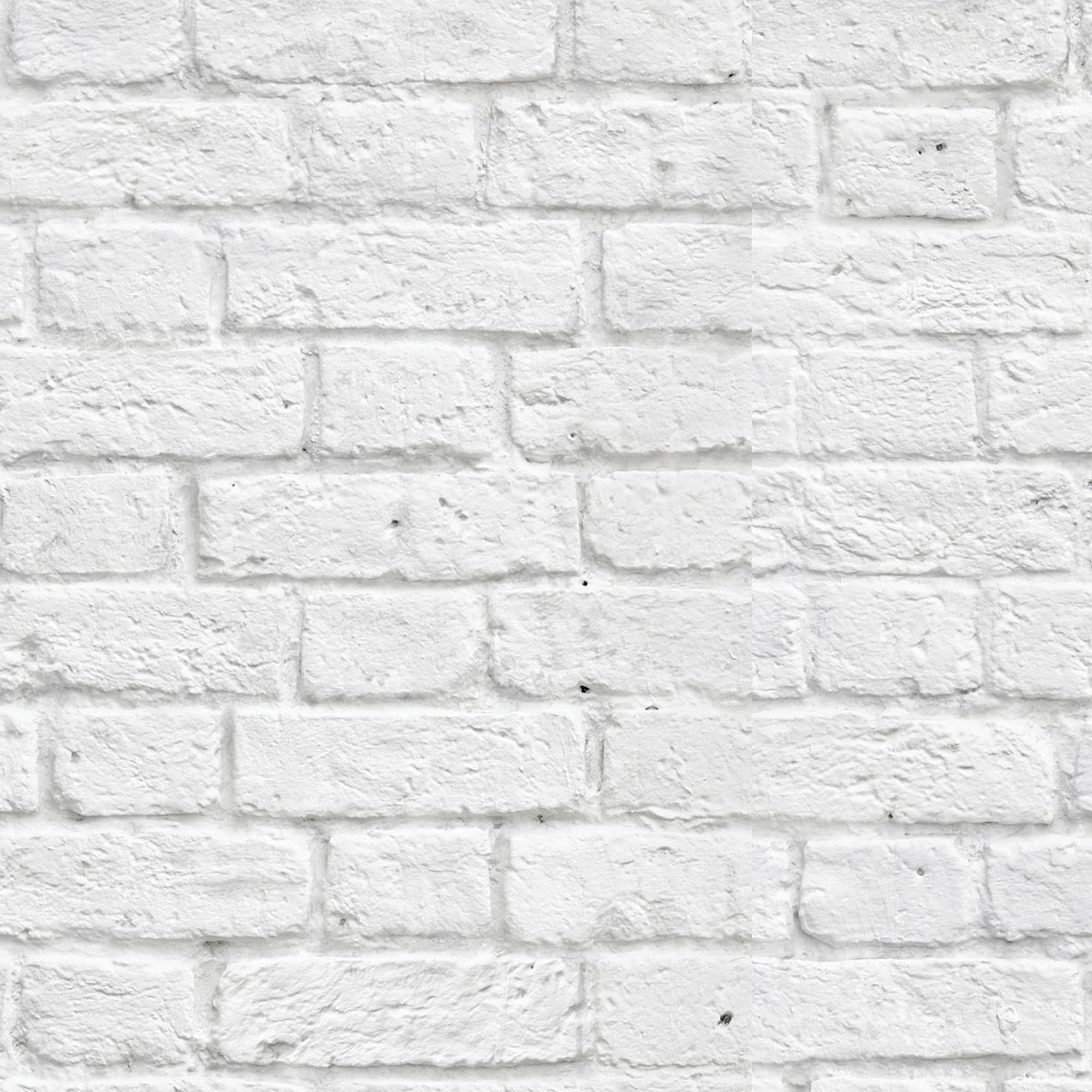 White Brick Wallpaper Download Free Awesome High