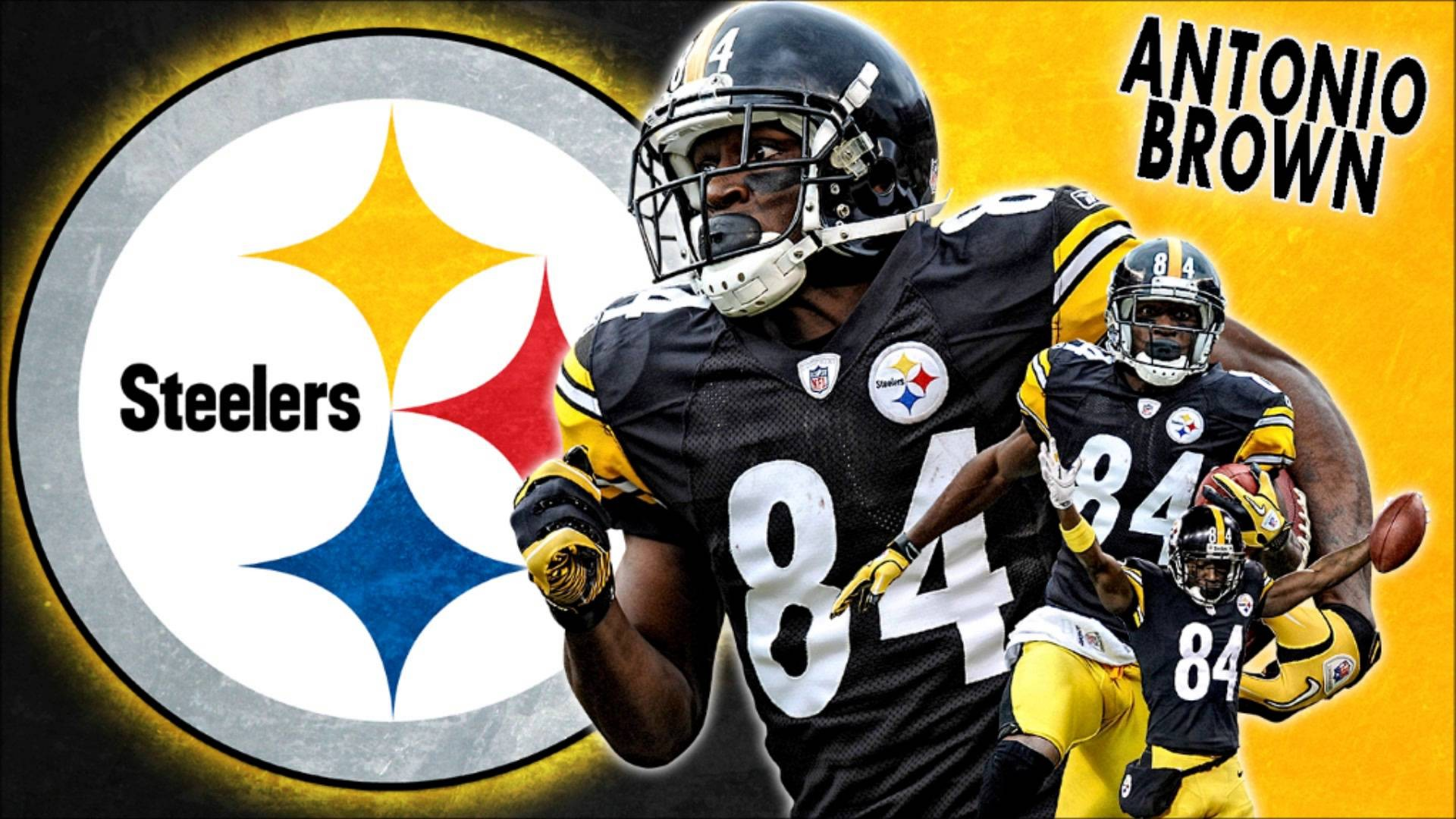 Antonio Brown Wallpaper Download Free Awesome Hd