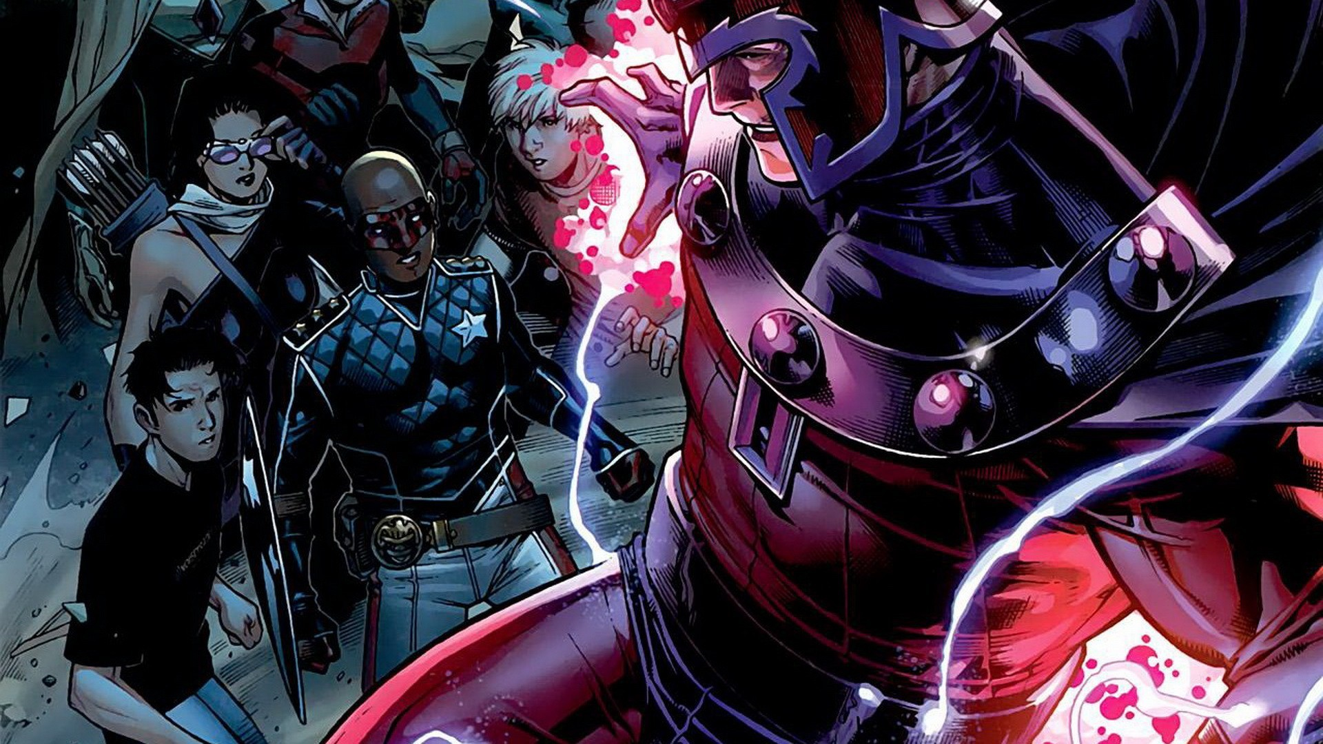 Magneto Wallpapers 1
