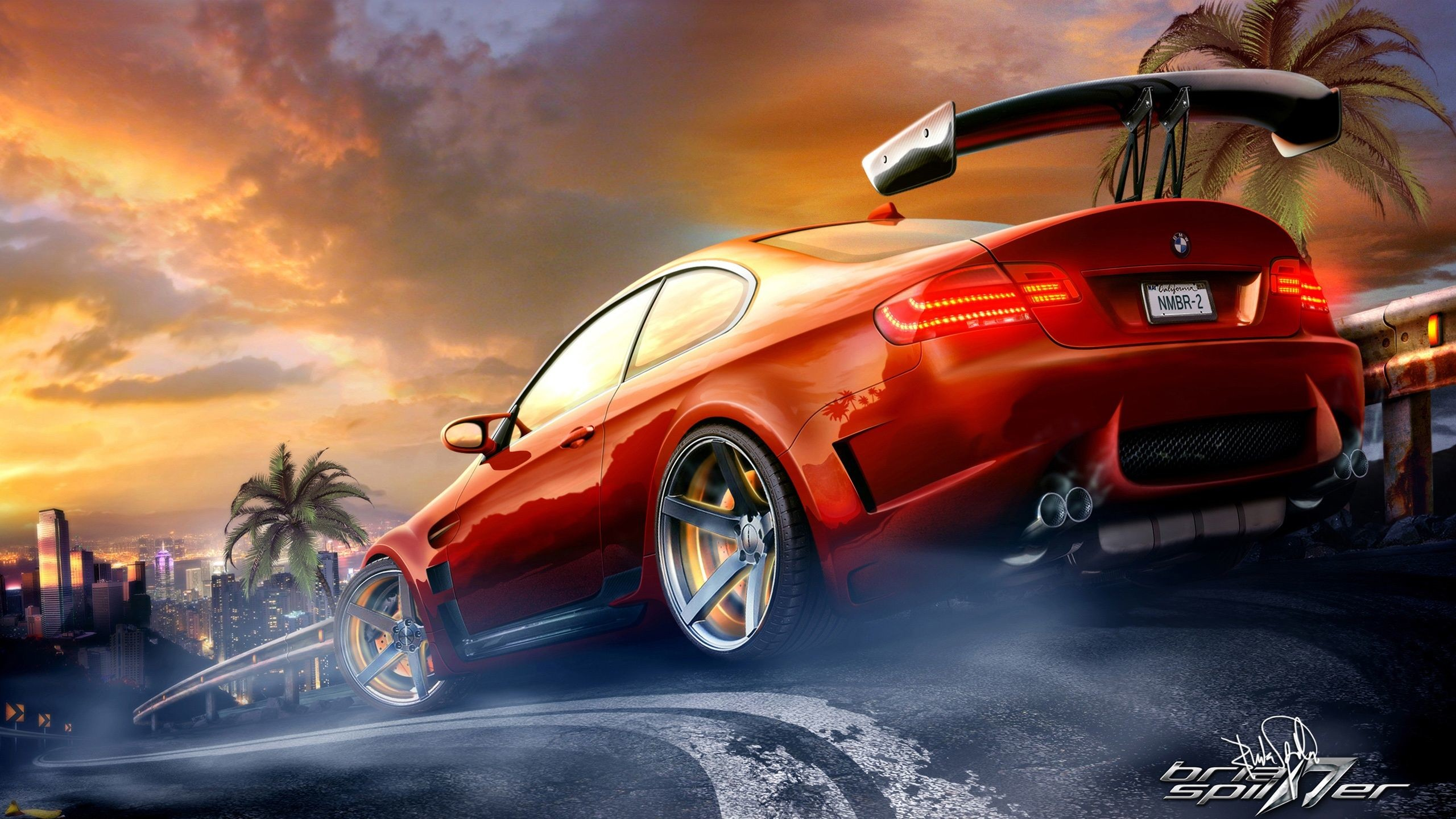 Racing Car Games Hd Wallpaper: Street Racing Cars Wallpapers ·①