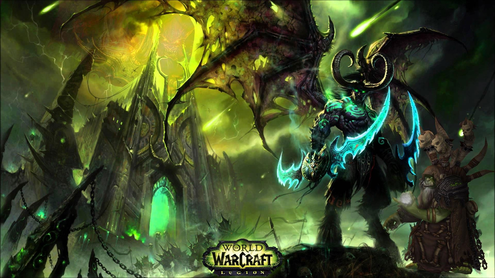 any games like world of warcraft for iphone