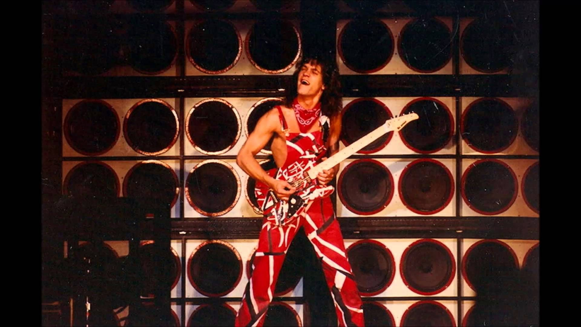 Eddie Van Halen Wallpaper Wallpapertag