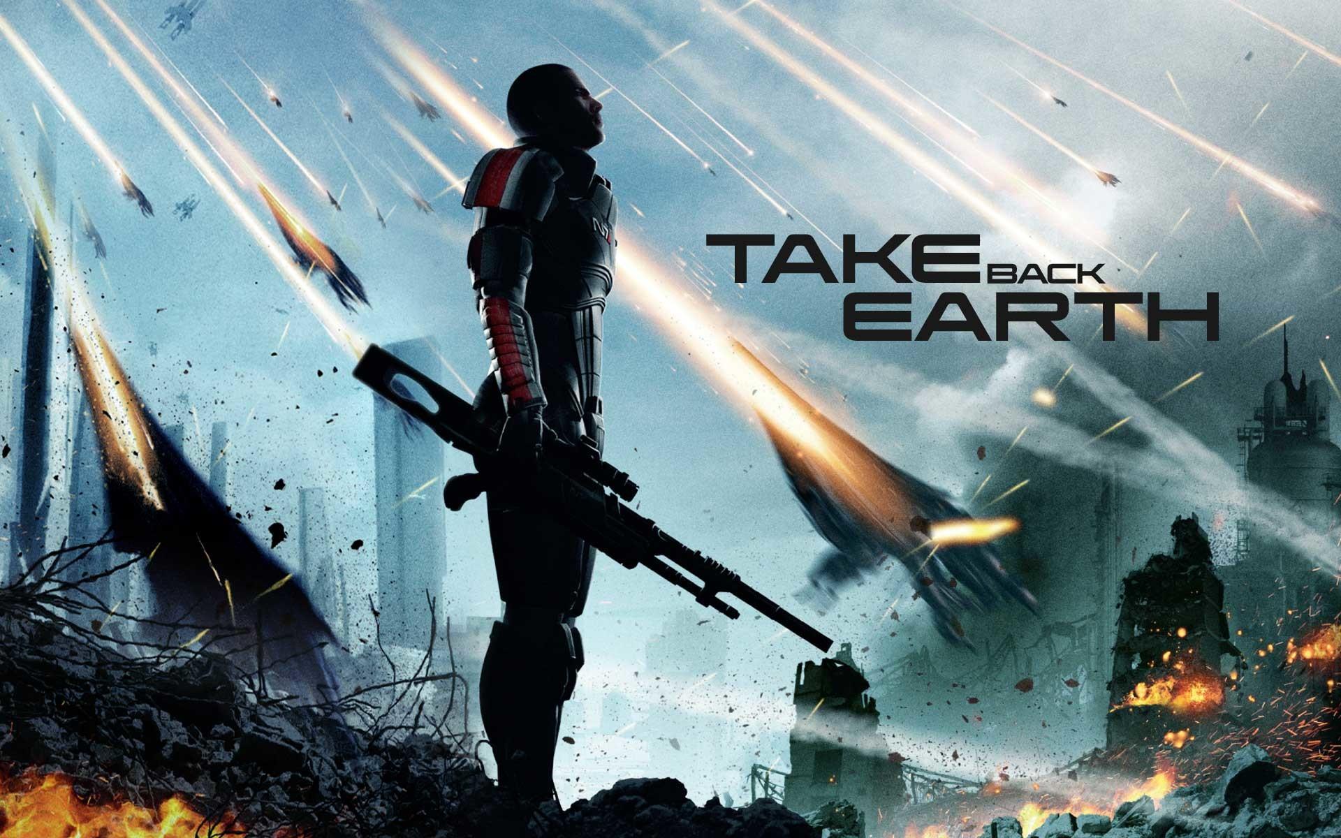 Mass Effect 3 Desktop Background Wallpapertag