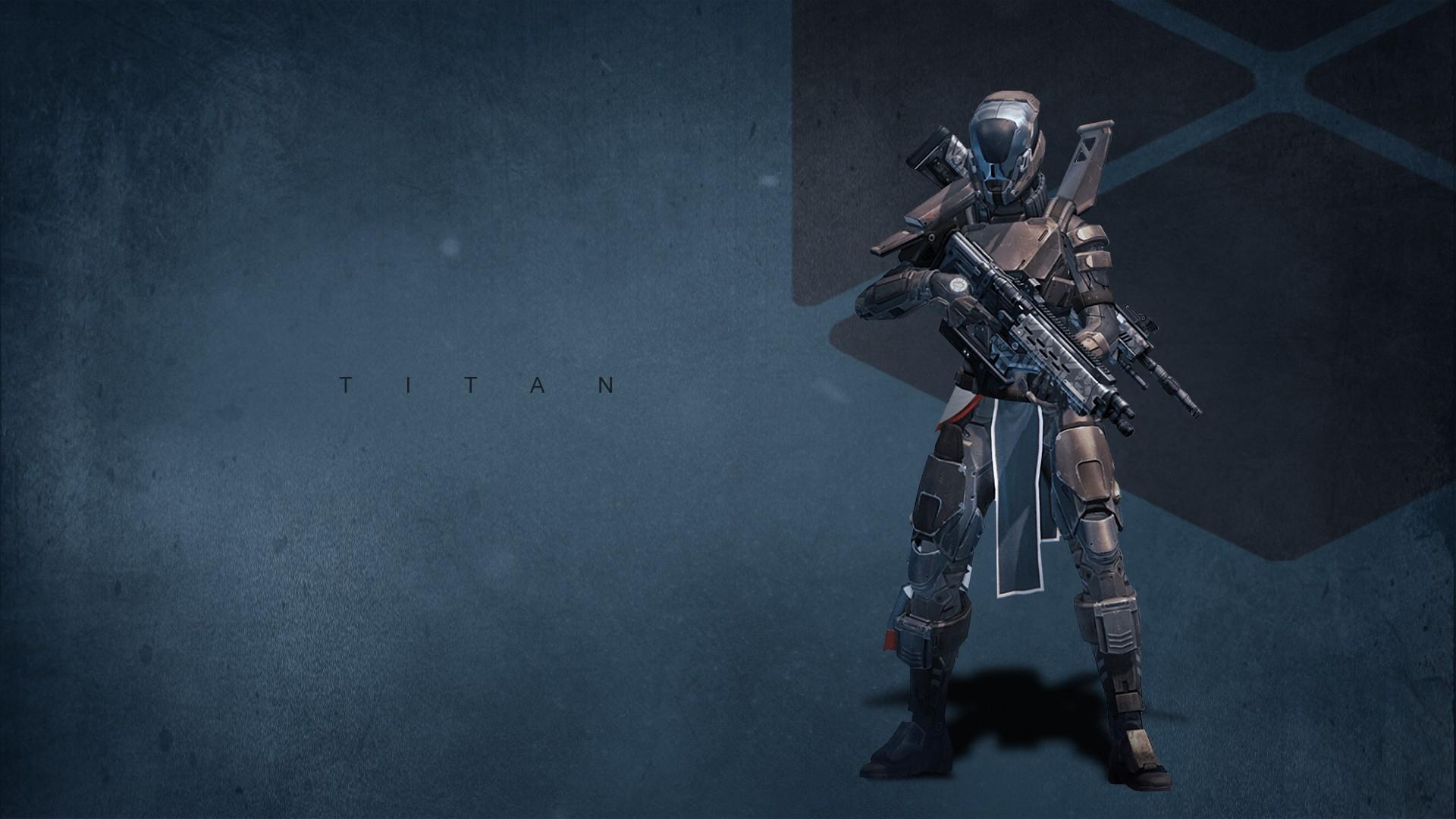 Destiny Titan Wallpaper Download Free Amazing High