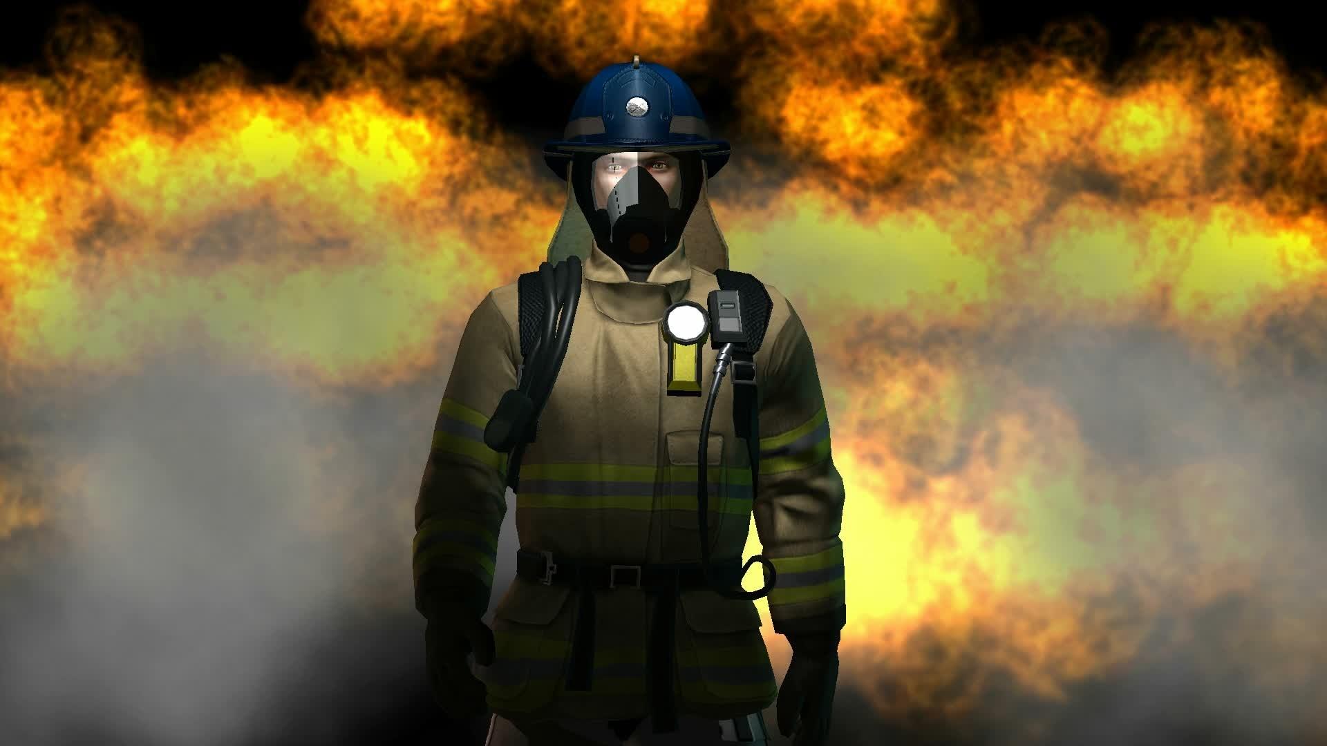 Fireman Wallpaper ·① WallpaperTag