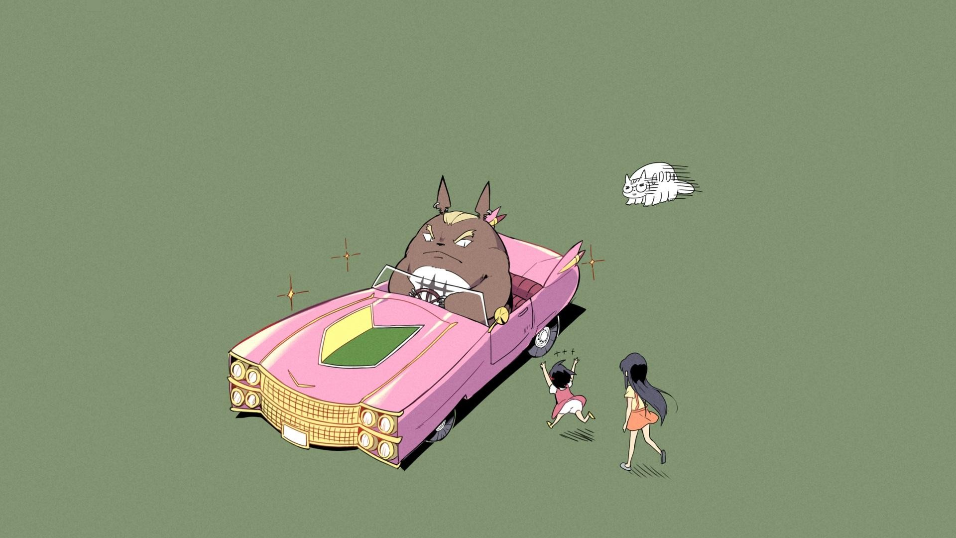 1920x1080 My Neighbor Totoro Wallpapers Hd