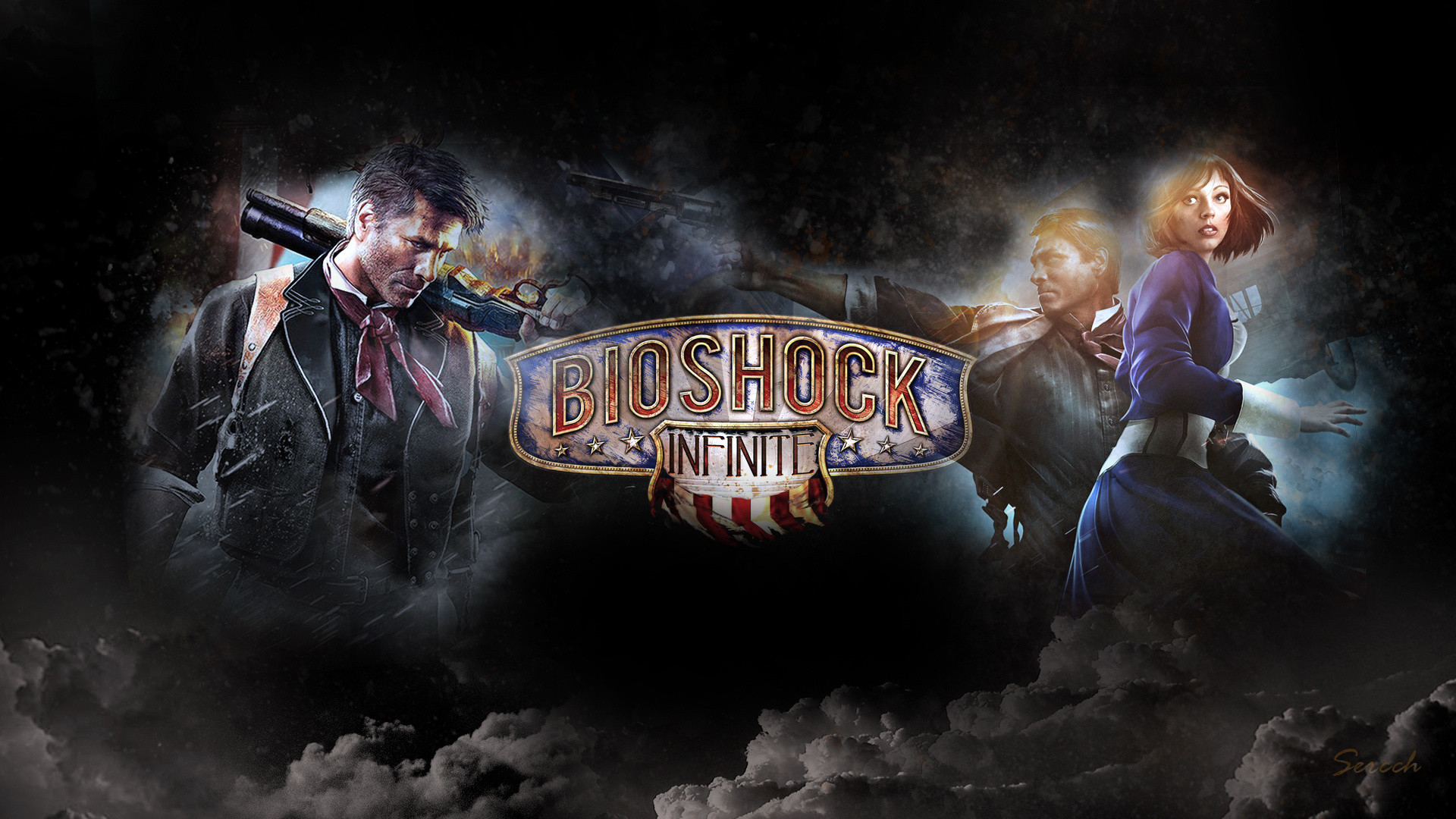 BioShock Infinite Video Game