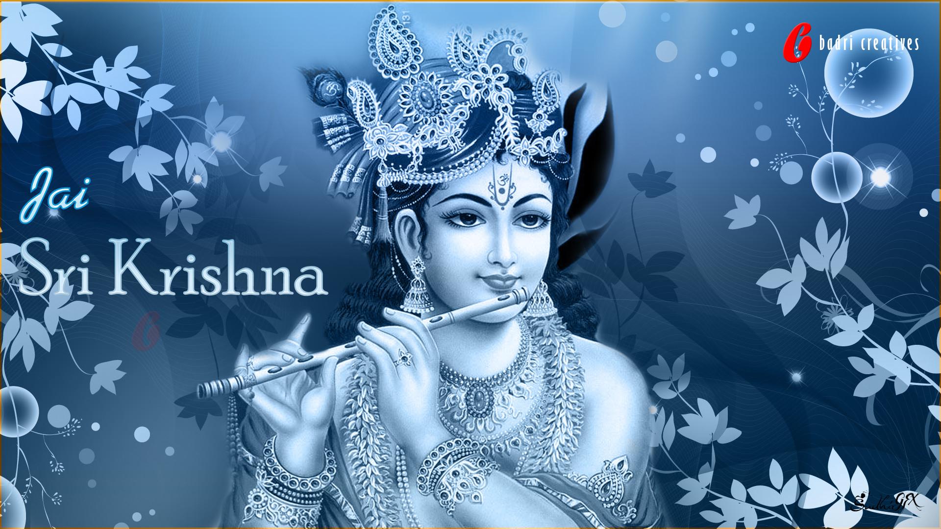 Lord Krishna Wallpaper 2018 ①