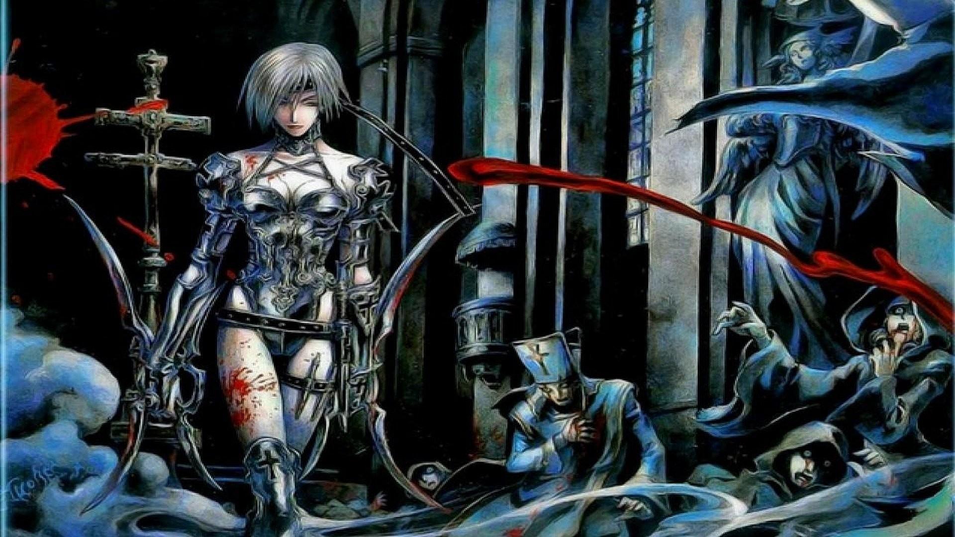 Image Result For Anime Wallpaper Blooda