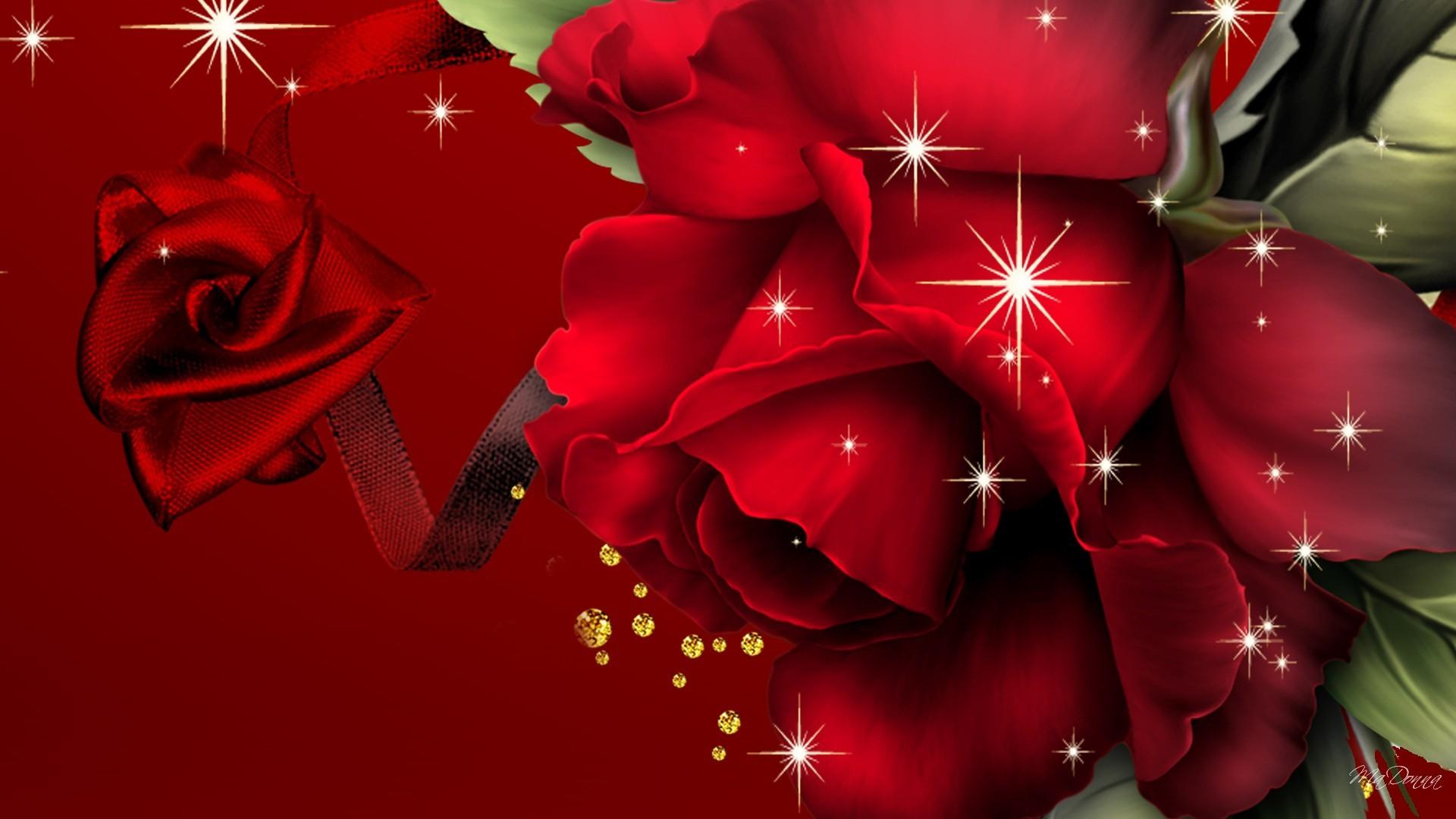 Red Roses Wallpapers for Desktop ·① WallpaperTag