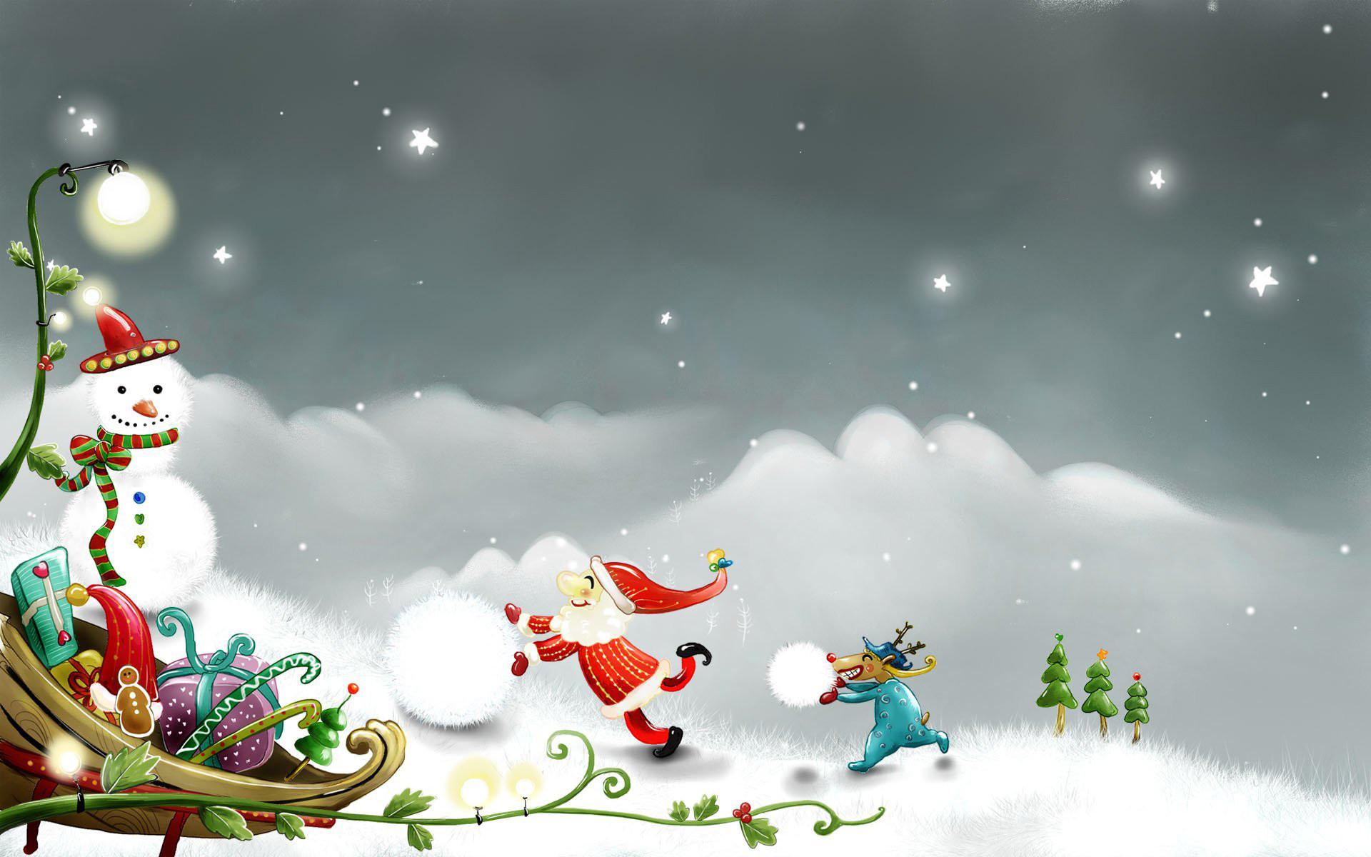 Christmas Wallpaper Free.Desktop Christmas Wallpapers Backgrounds Wallpapertag