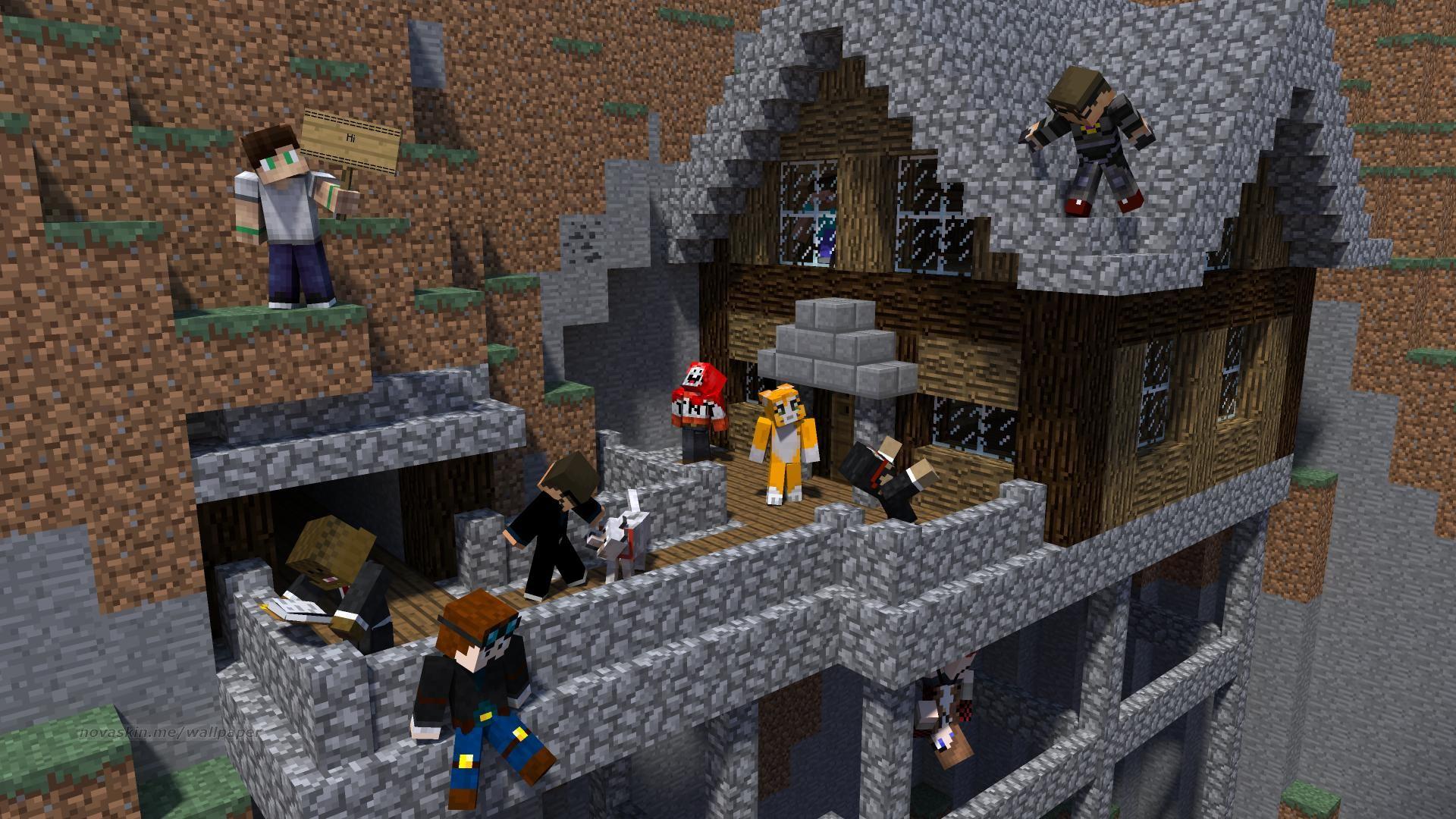 Minecraft Wallpaper Pictures 1