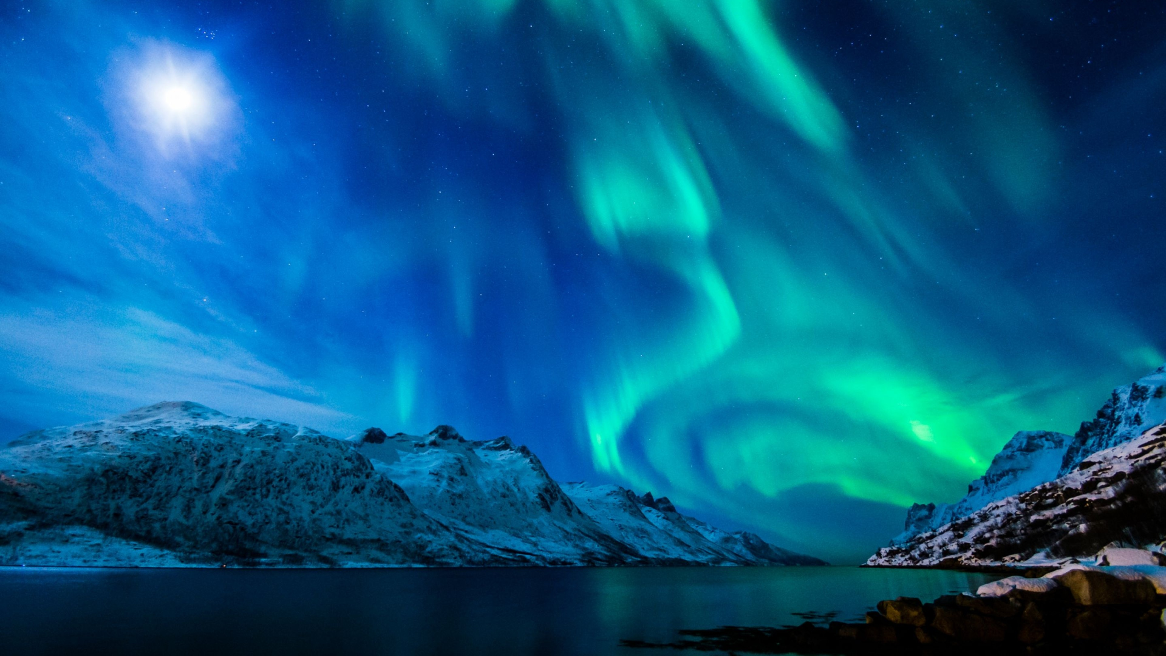 Northern Lights Wallpapers ·①