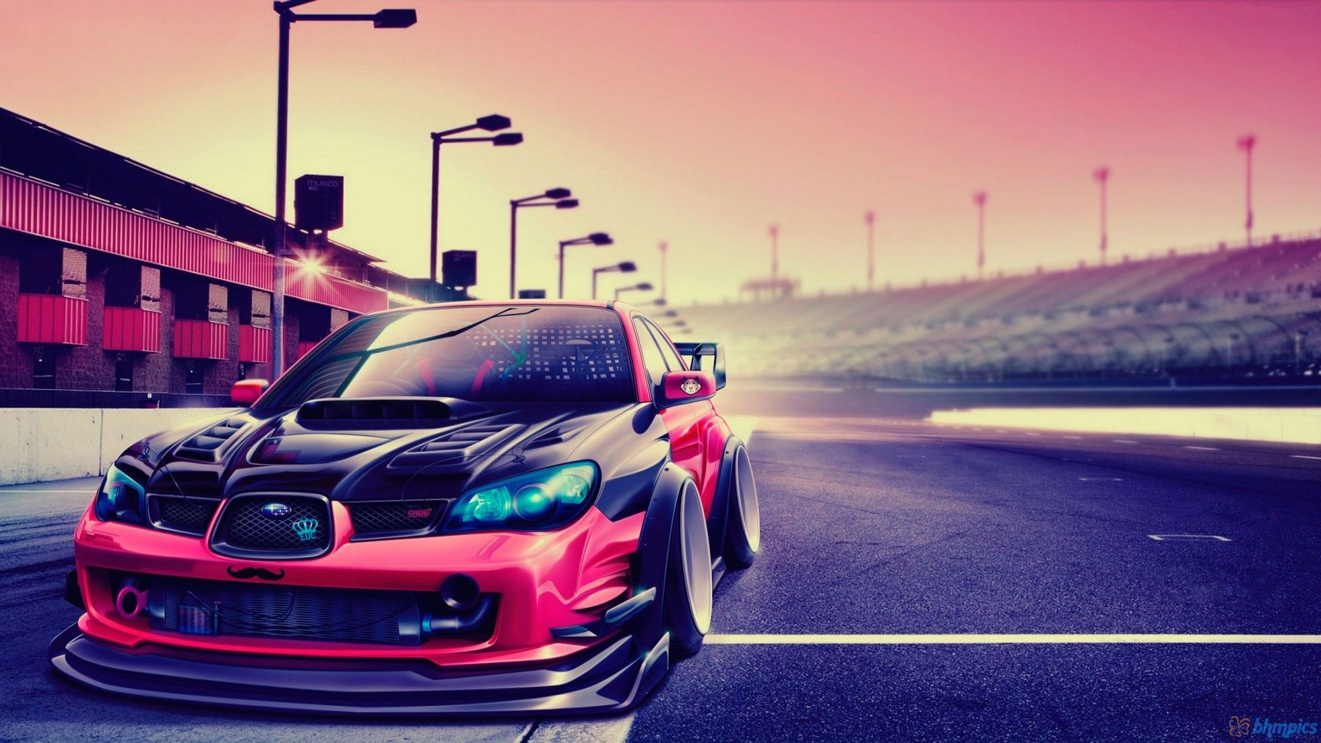 Modified Cars Wallpapers Wallpapertag