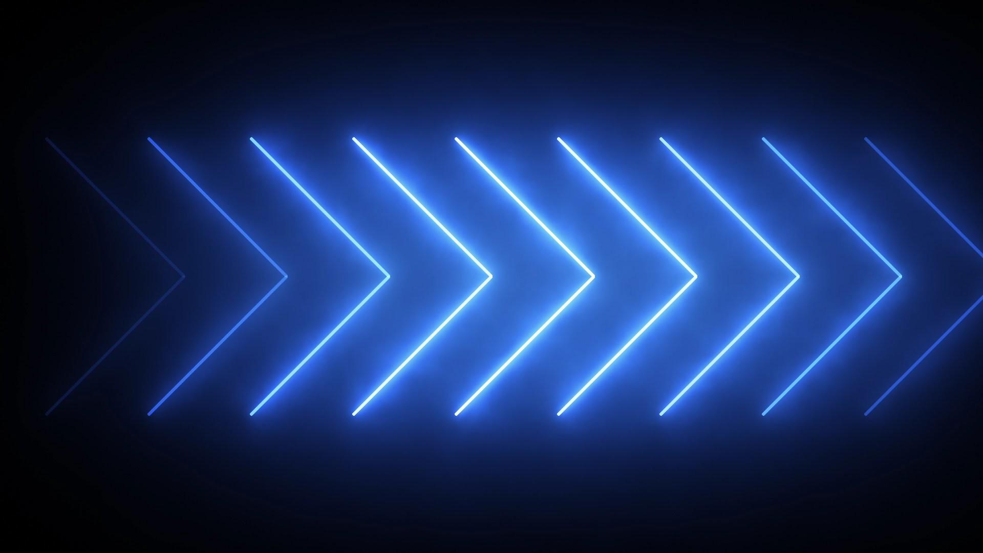 Blue Neon Background Wallpapertag