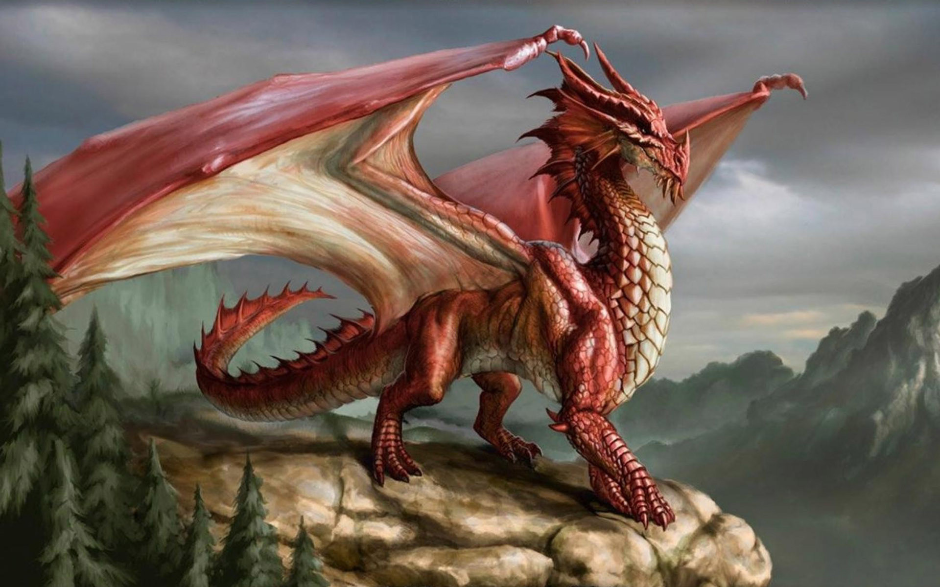 Red Dragon Free
