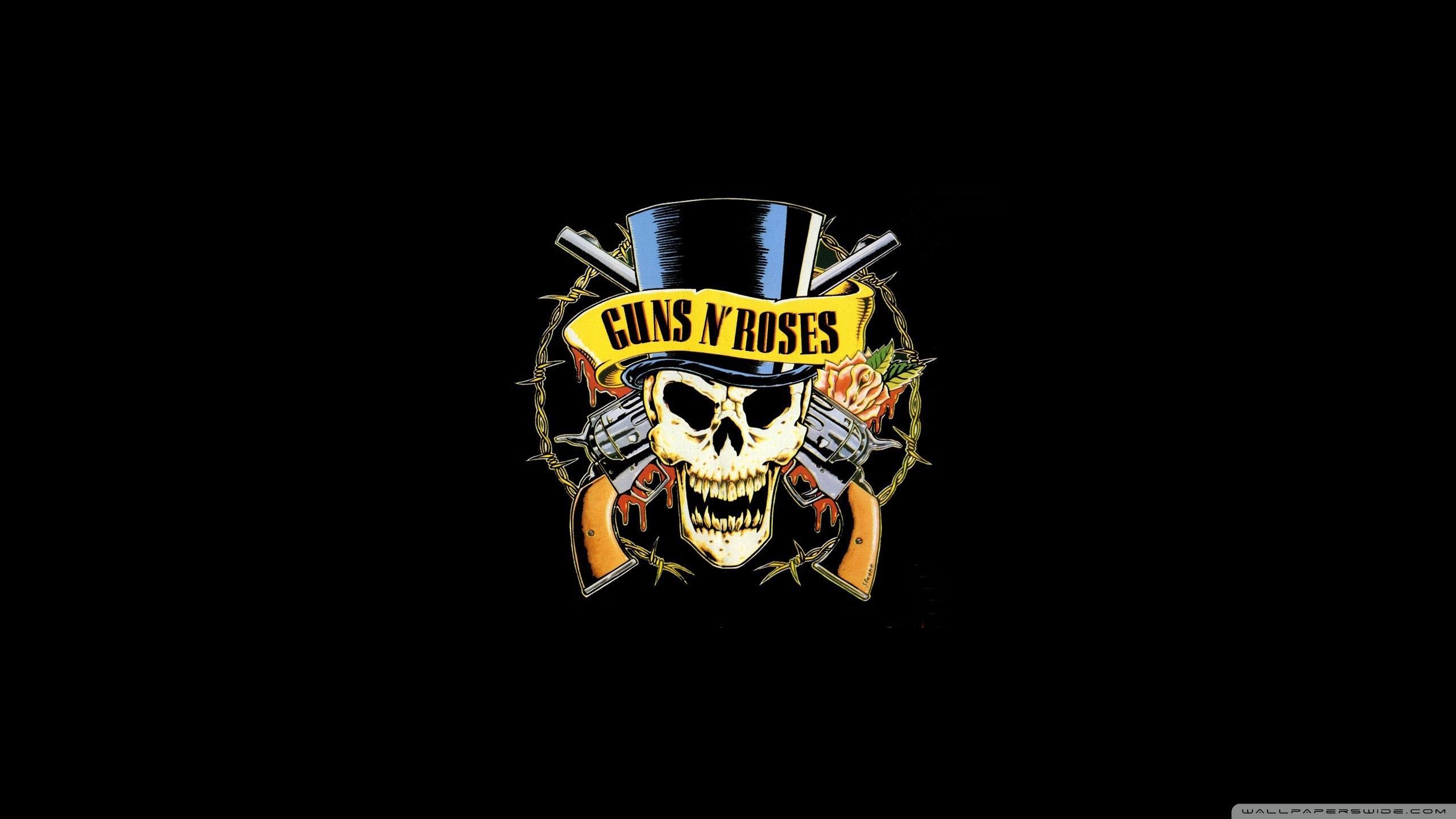 Guns N Roses Wallpapers Music Hq Guns N Roses Pictures: Guns N Roses Logo Wallpaper ·①