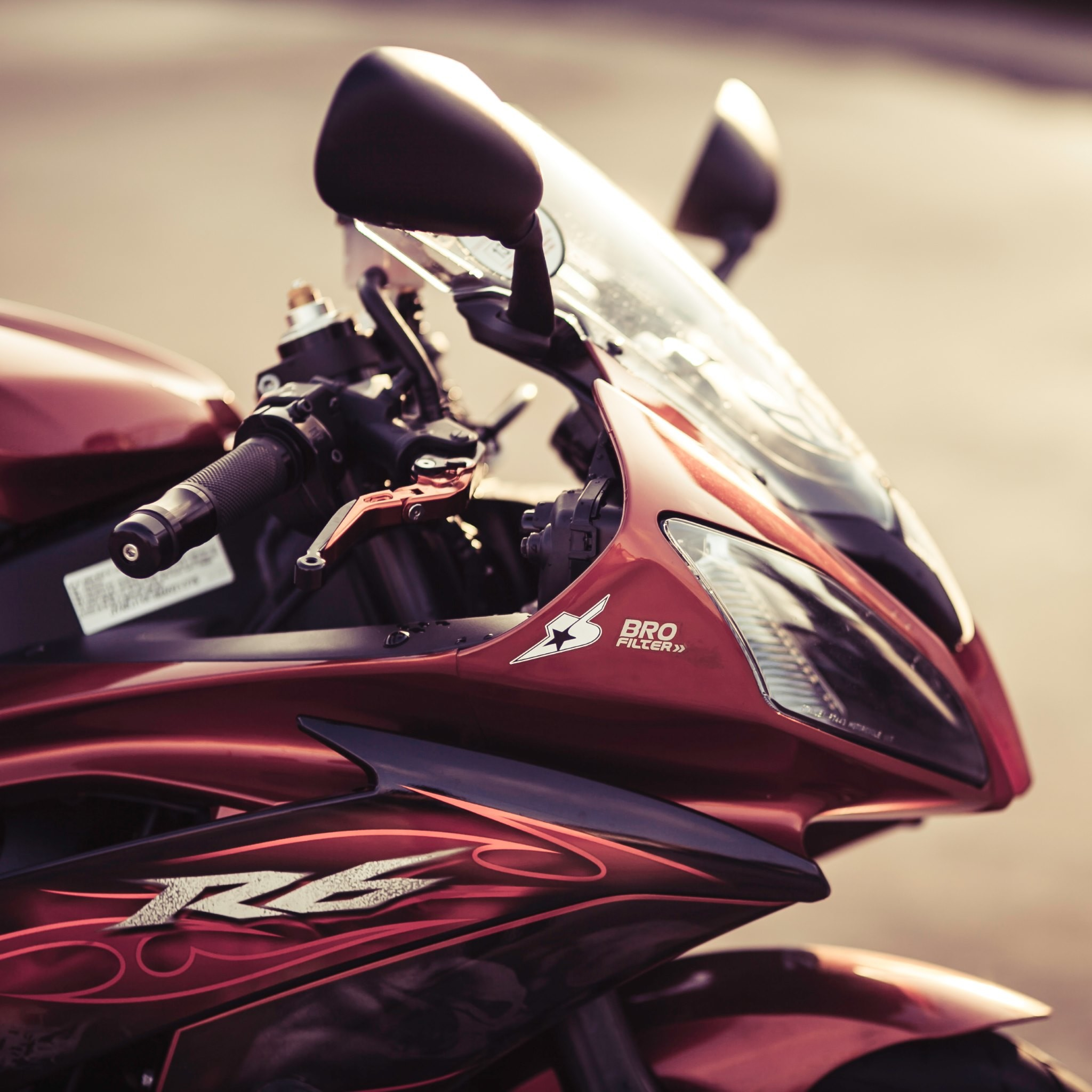Yamaha R6 Wallpapers ·①
