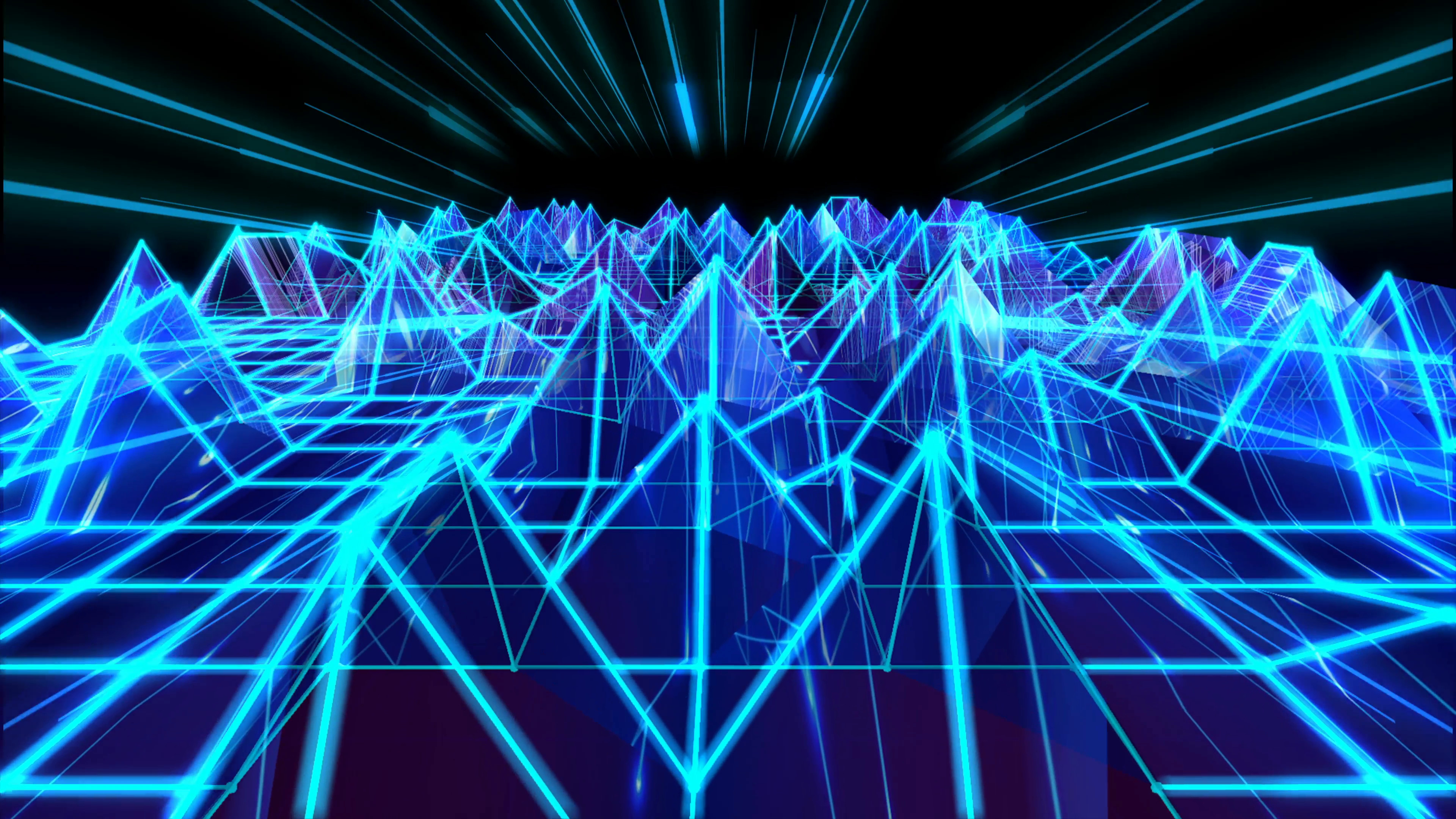 3d Light Effects Ppt Background: Cool Techno Backgrounds ·① WallpaperTag