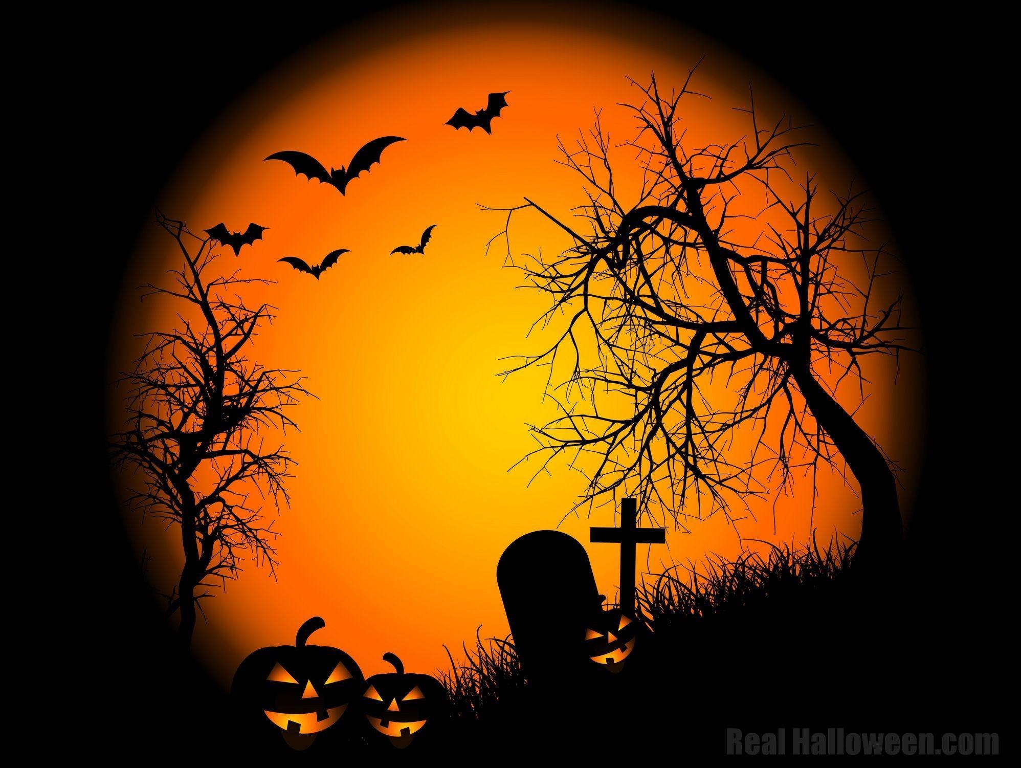 64+ Halloween desktop backgrounds ·① Download free cool ...