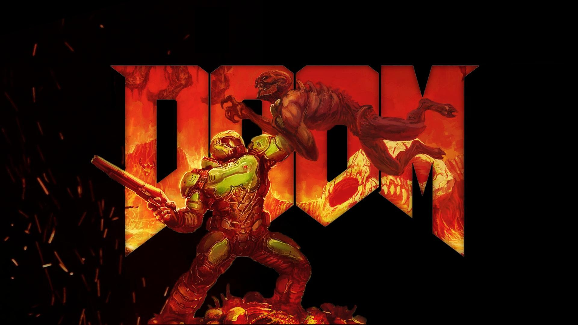 Doom wallpaper ·① Download free HD wallpapers of Doom