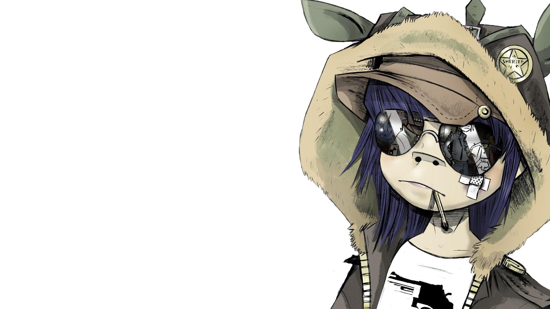 Gorillaz Background 1