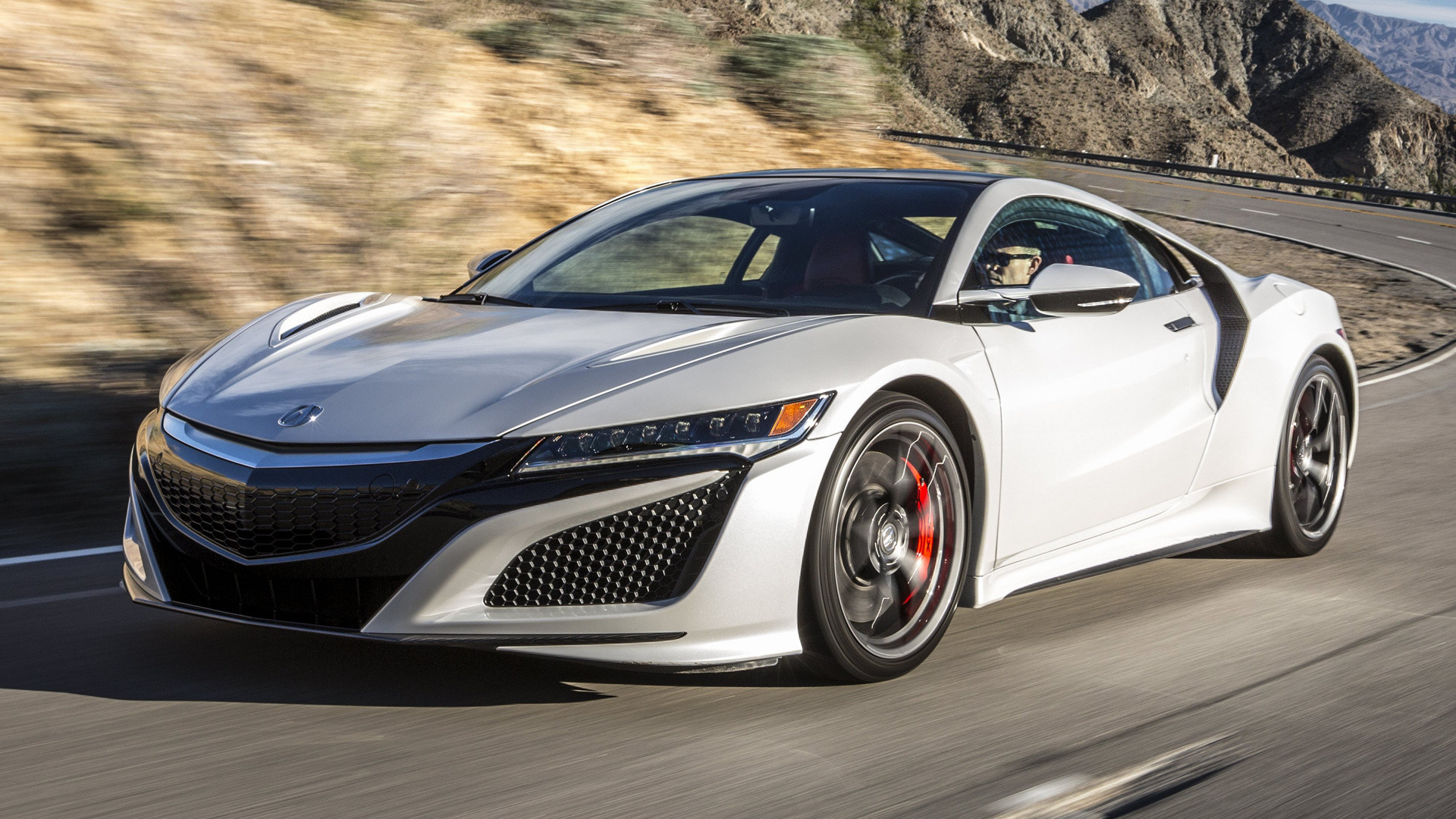 2018 Acura Nsx Wallpapers ·①