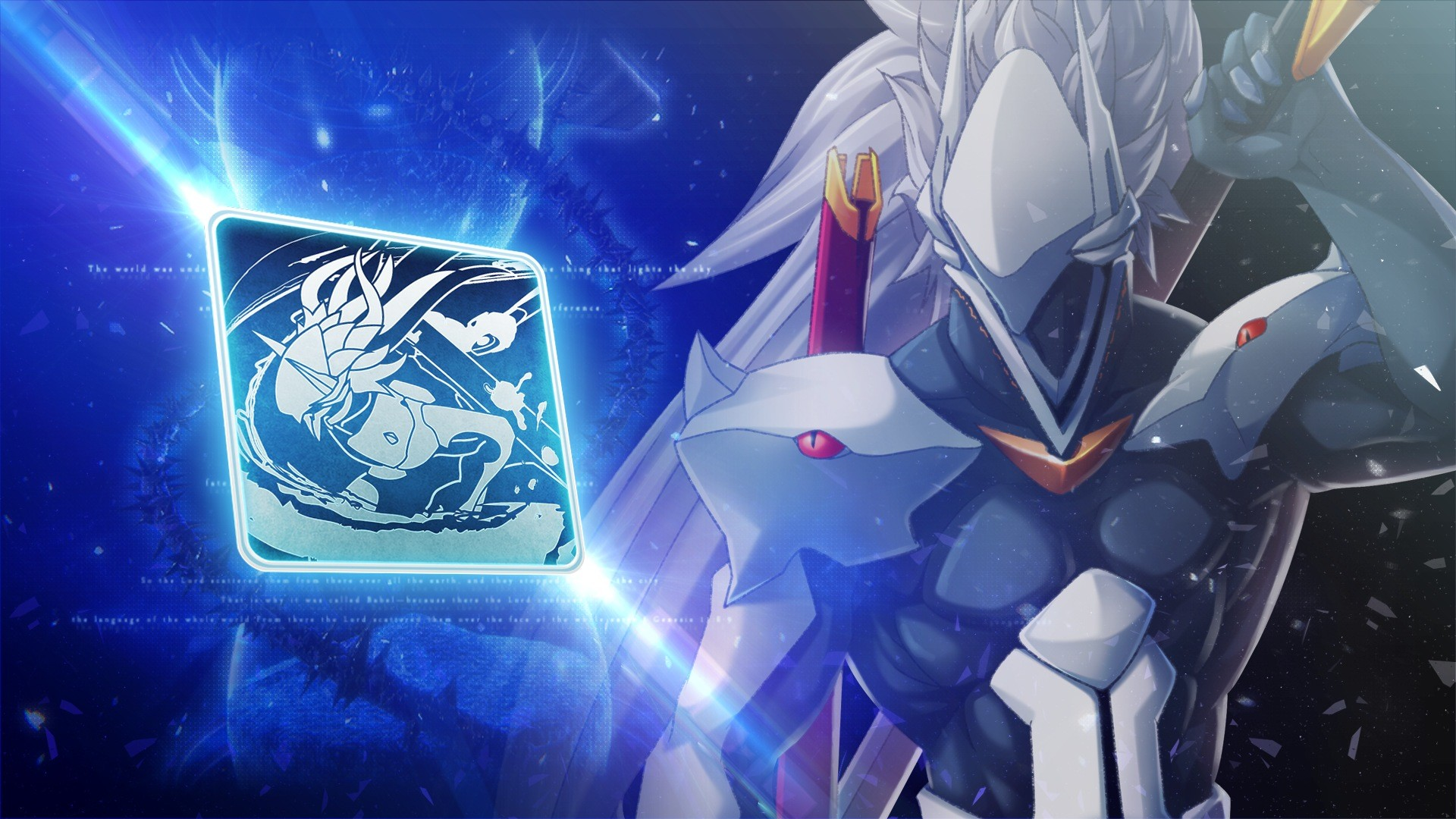 Blazblue Hakumen Wallpaper Wallpapertag