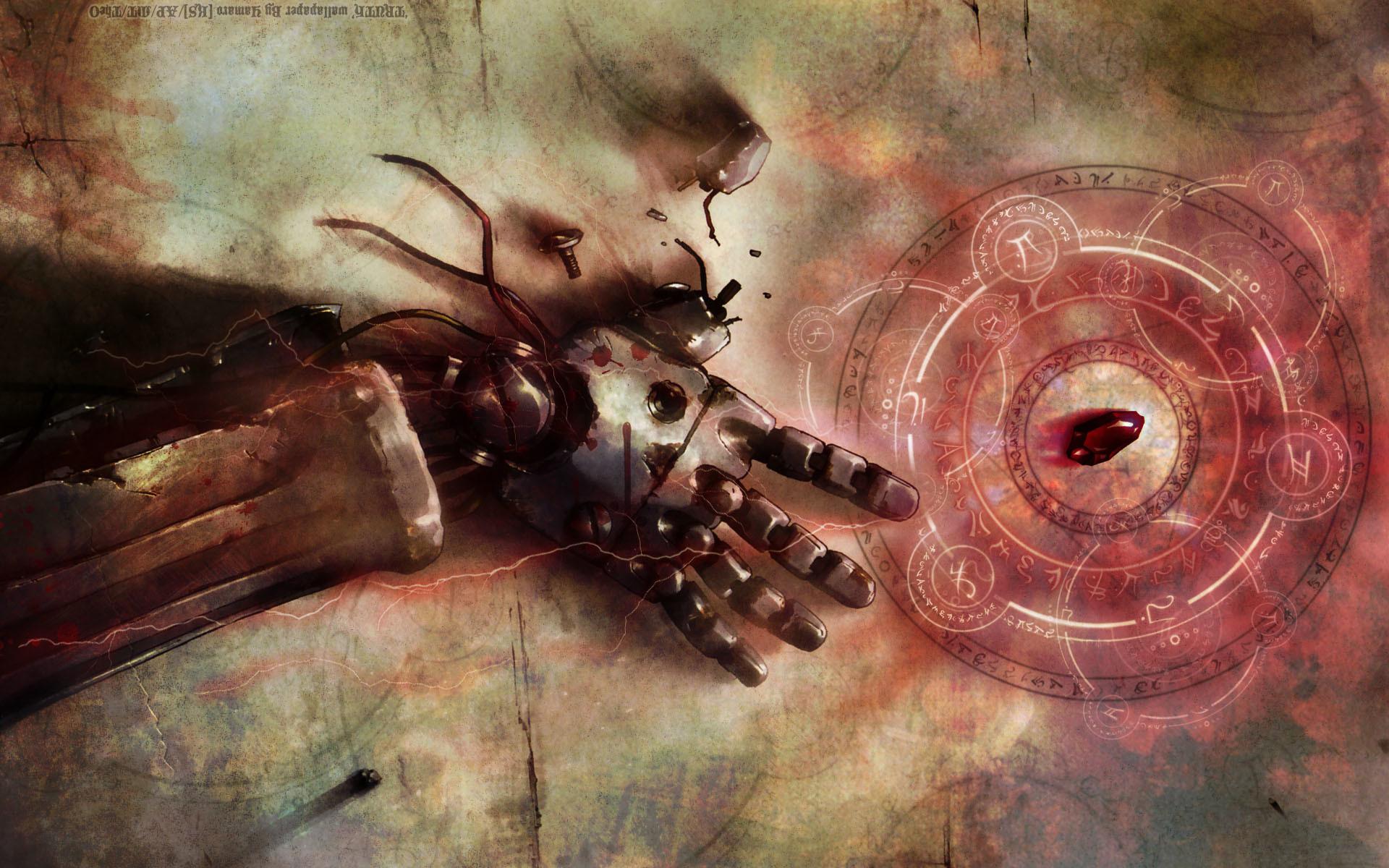 Fullmetal Alchemist Wallpaper Hd Wallpapertag