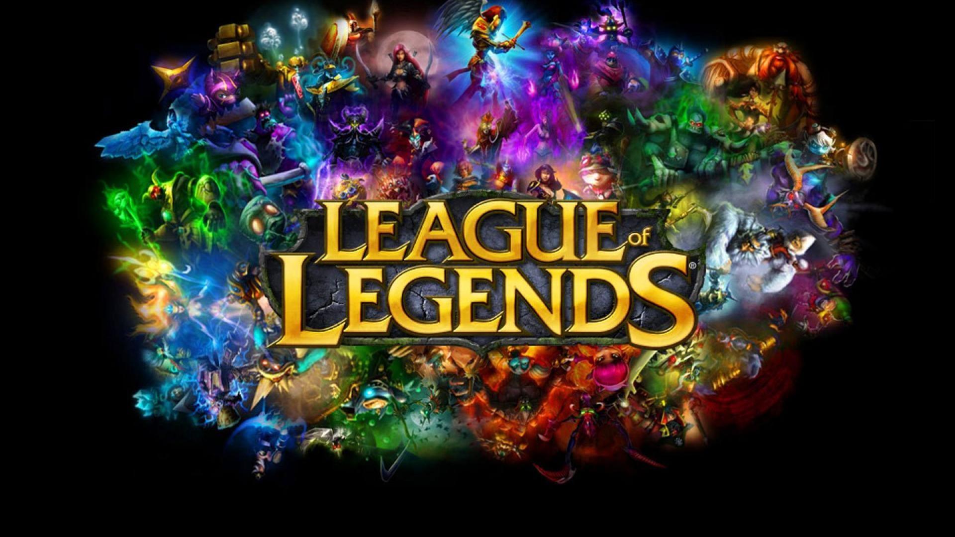 League of legends tablet laptop wallpapers hd desktop backgrounds