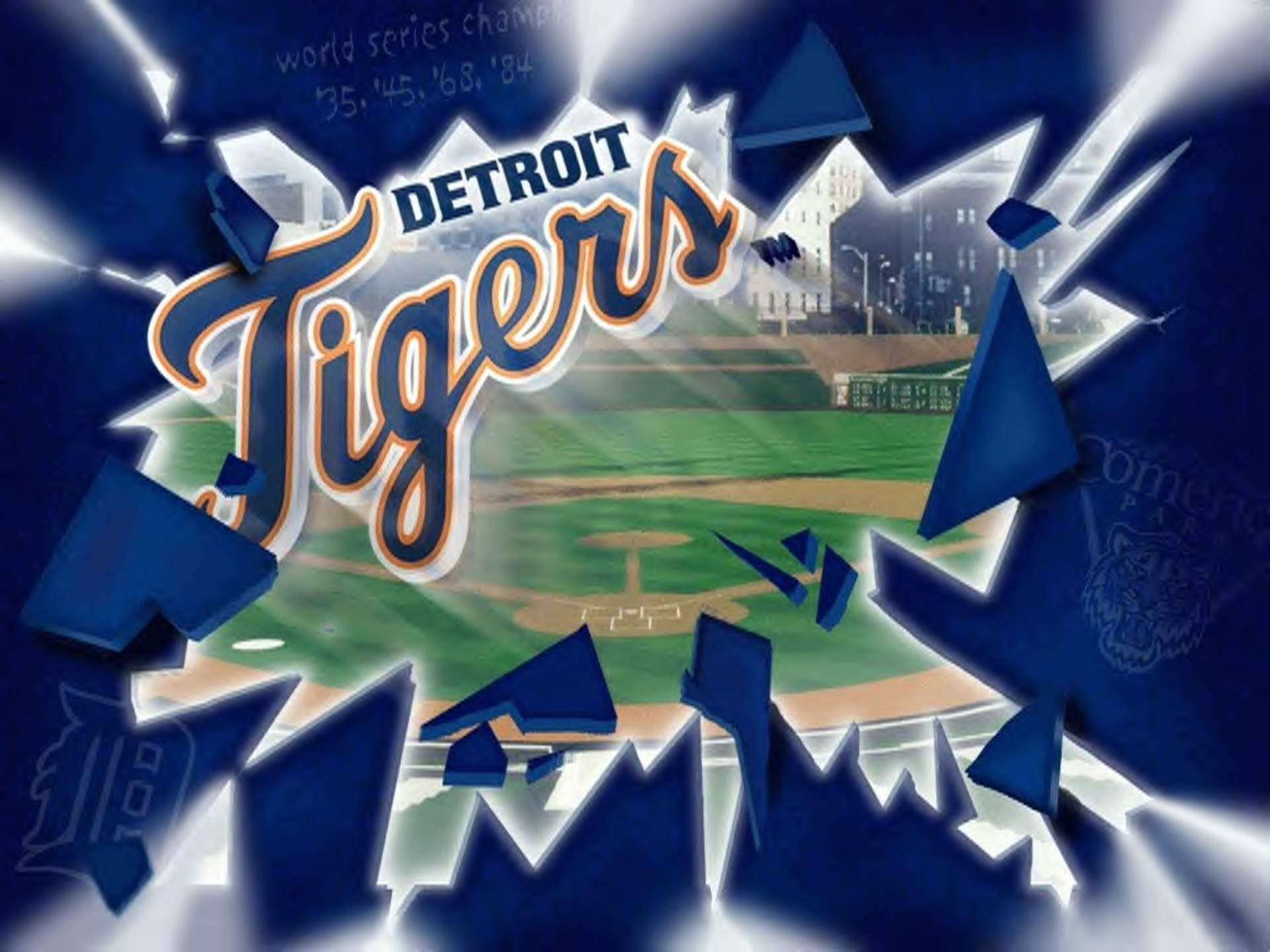 Detroit Tigers Wallpapers Wallpapertag