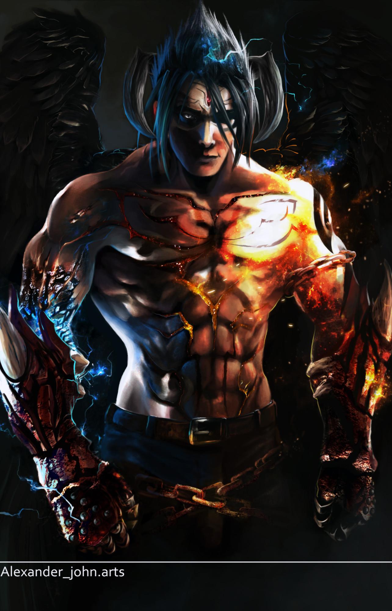 Tekken 6 Jin Wallpaper