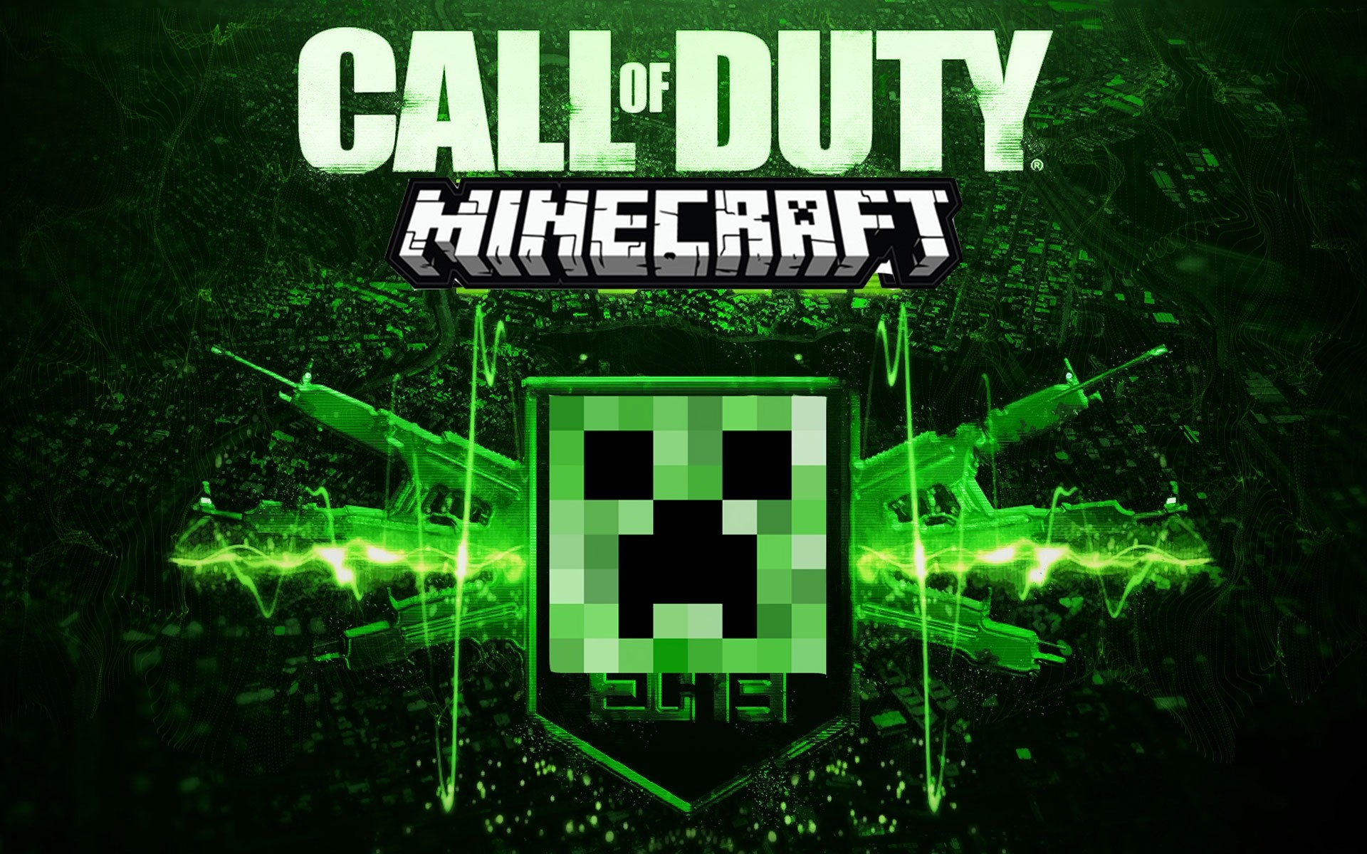 Cool Minecraft Wallpaper 1